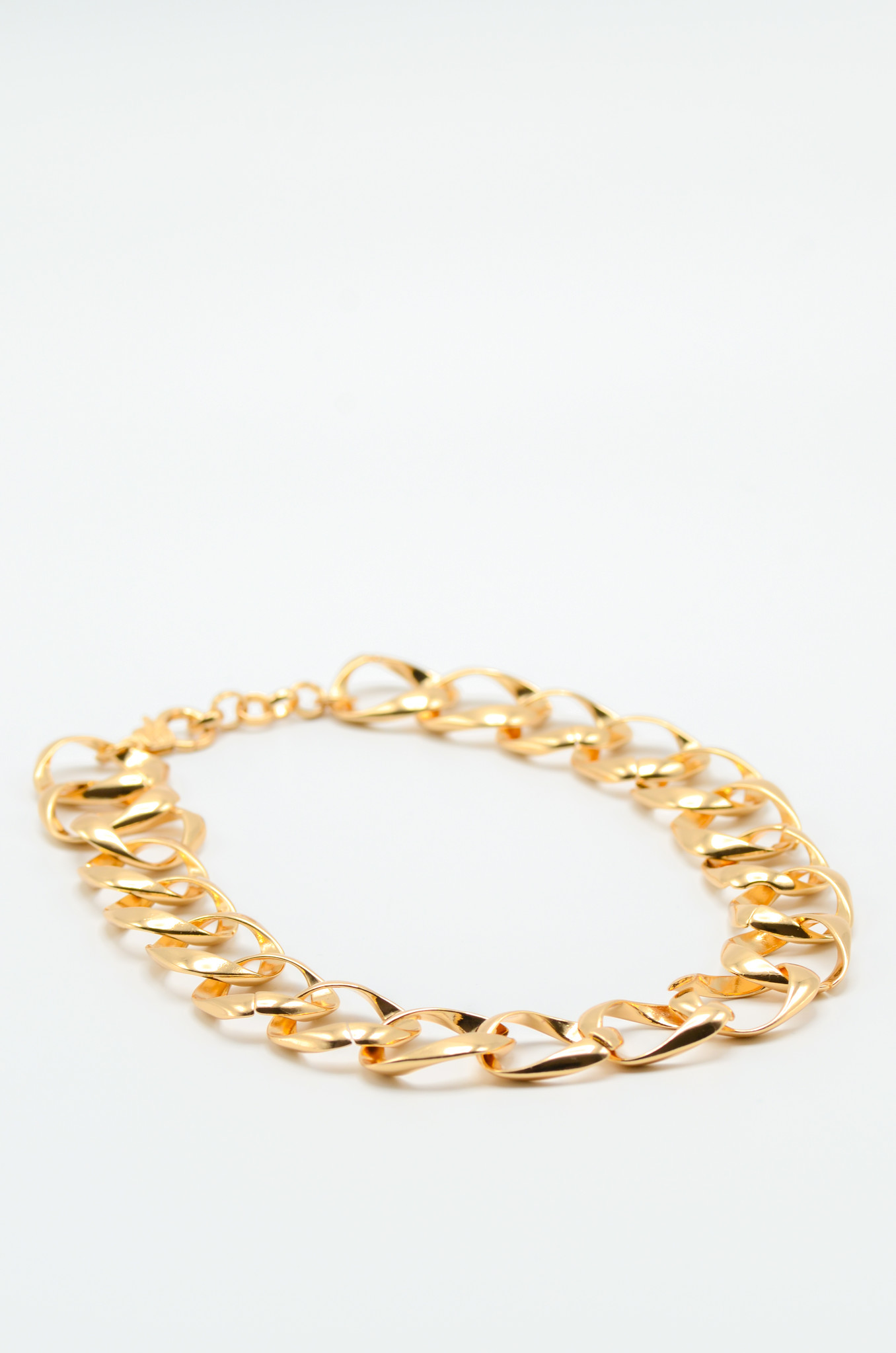 CHUNKY CHAIN NECKLACE-1