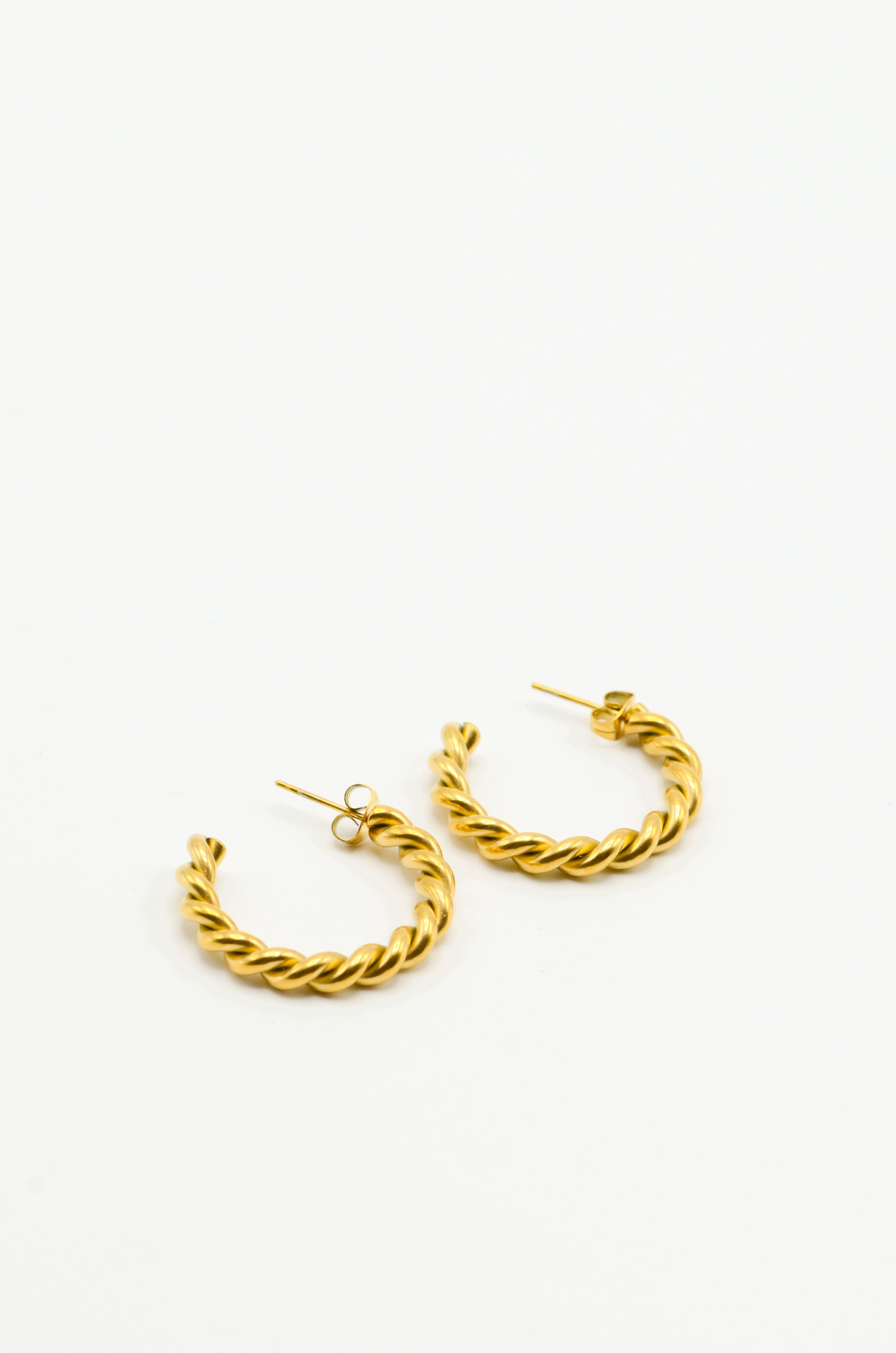 LARGE TWISTED HOOPS-1