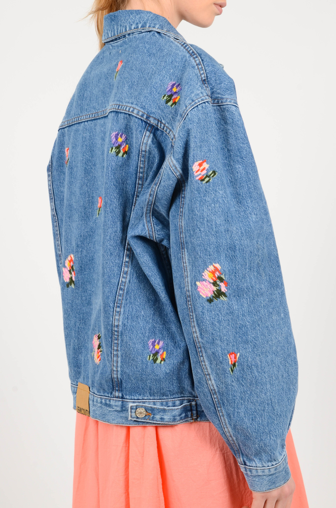 EMBROIDERED DENIM JACKET-5