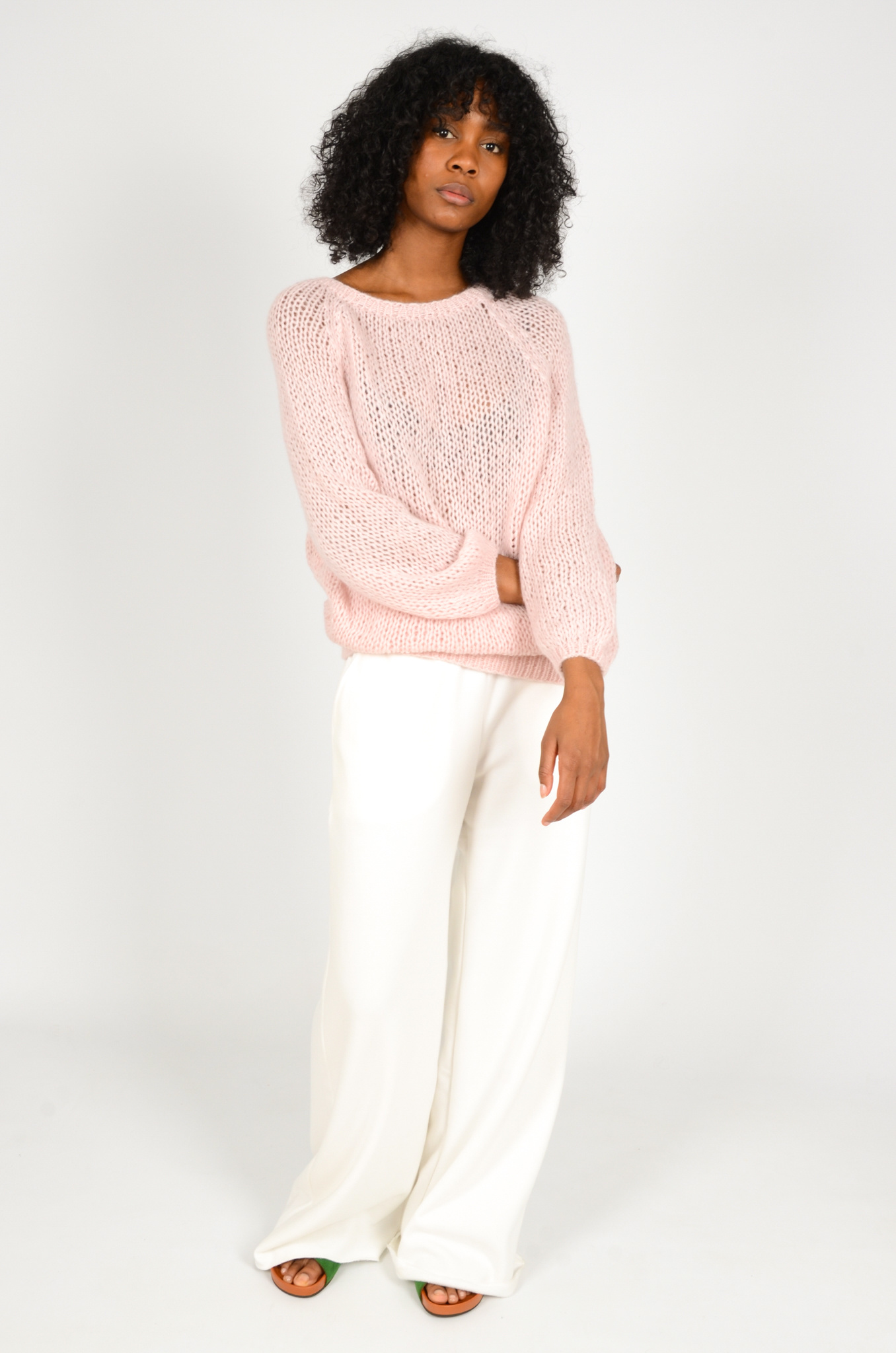 NAOMI SWEATER IN ROSA-5