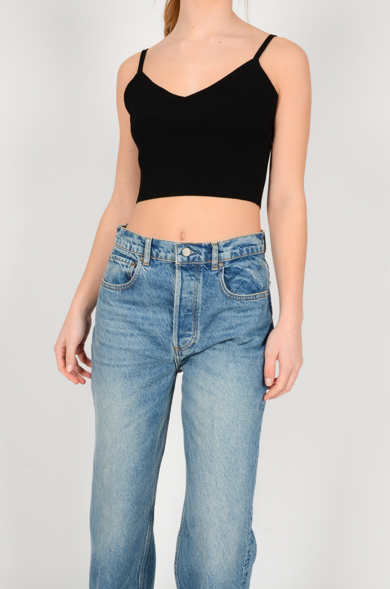 KNITTED CROP TOP-5