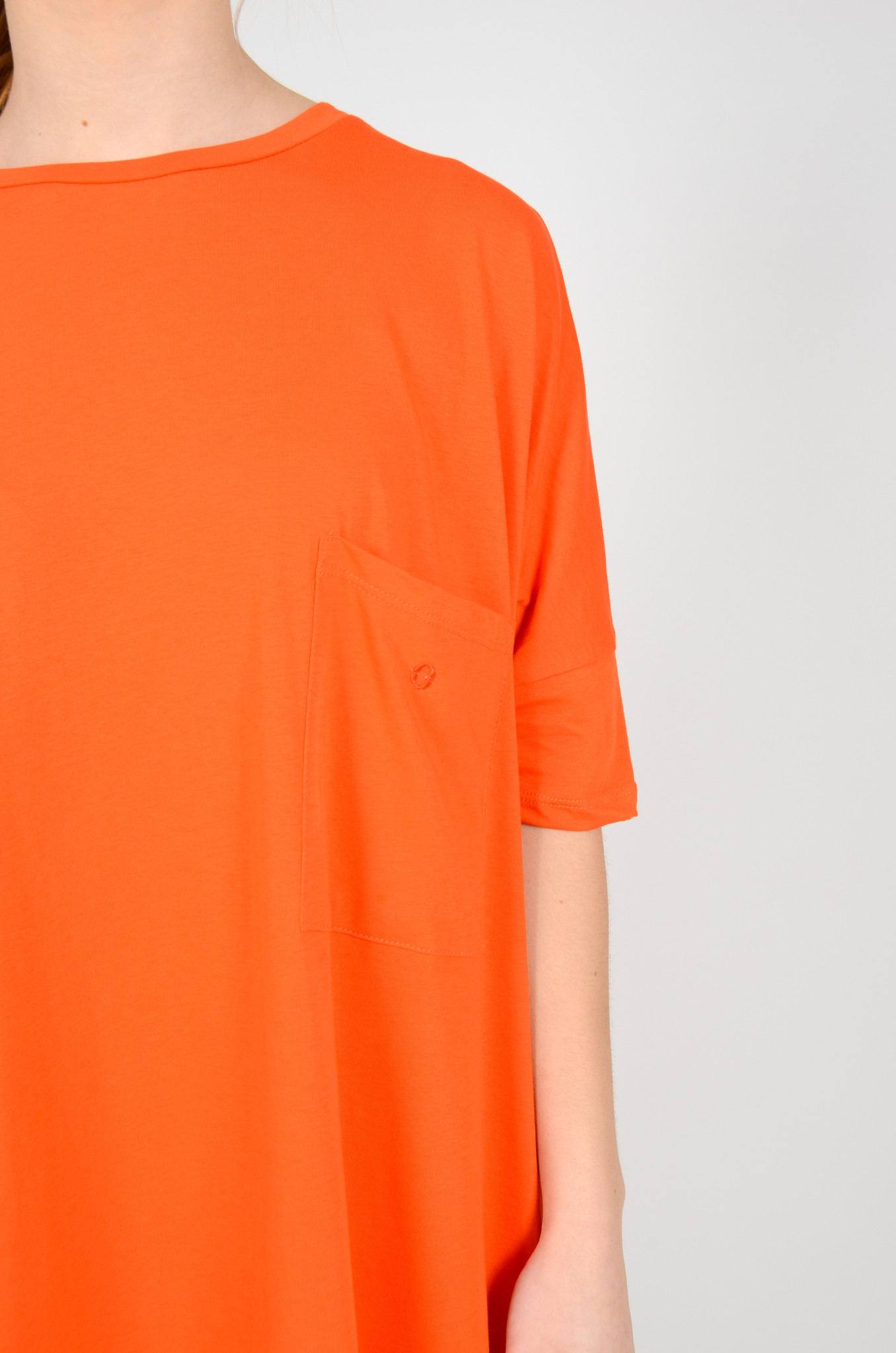 T-DRESS ORANGE-4