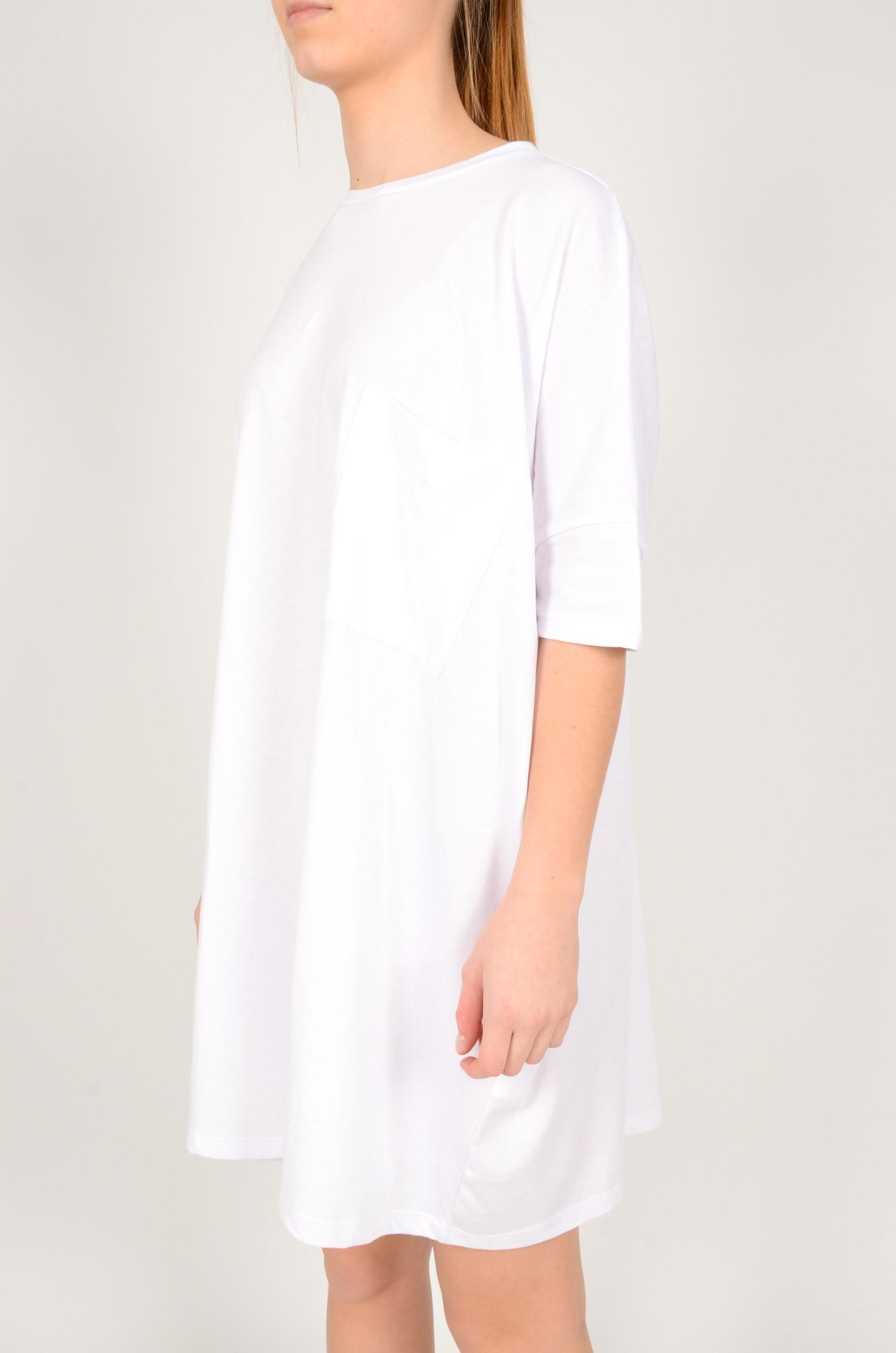 T-DRESS  WHITE-3