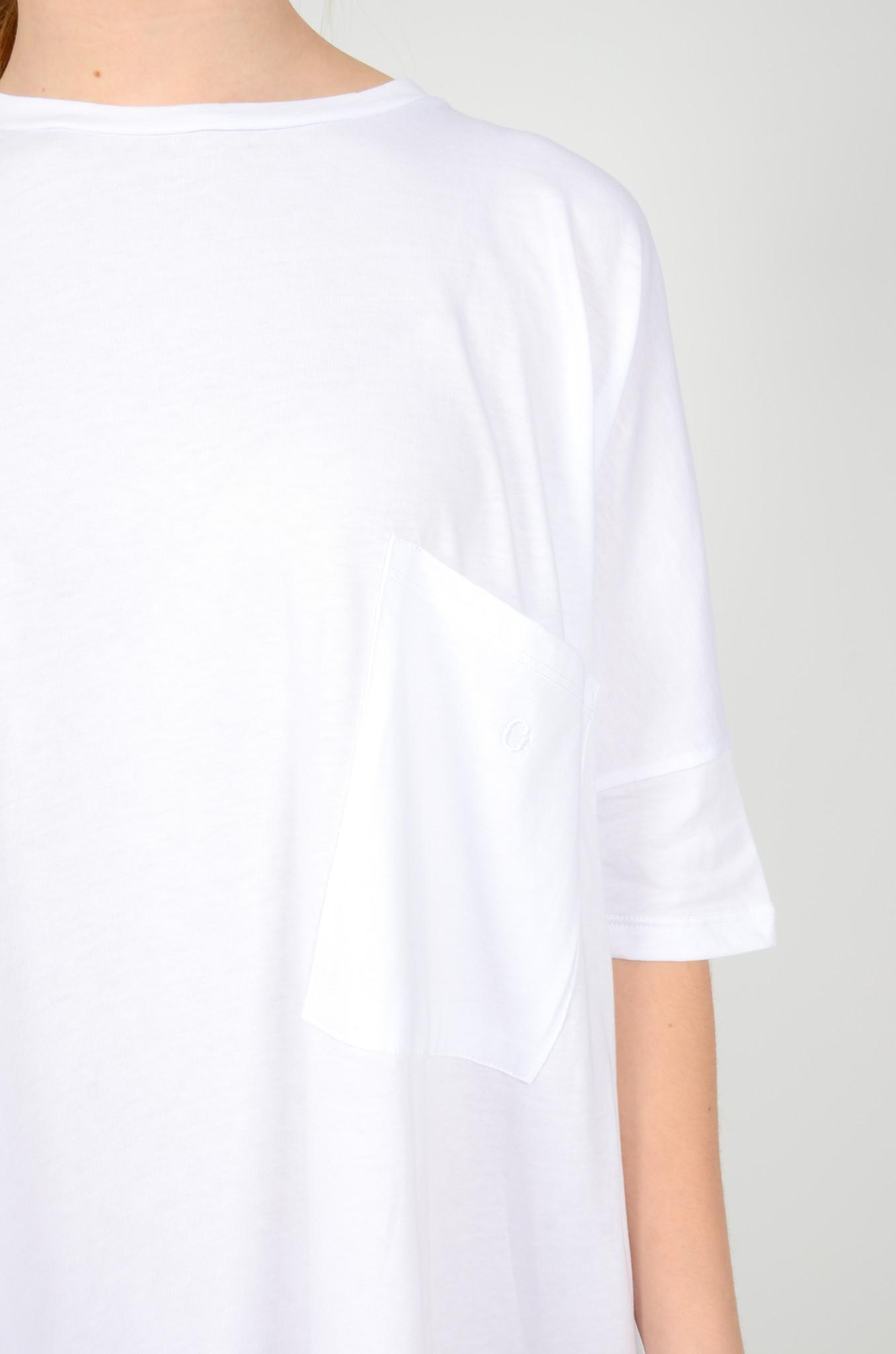 T-DRESS  WHITE-5