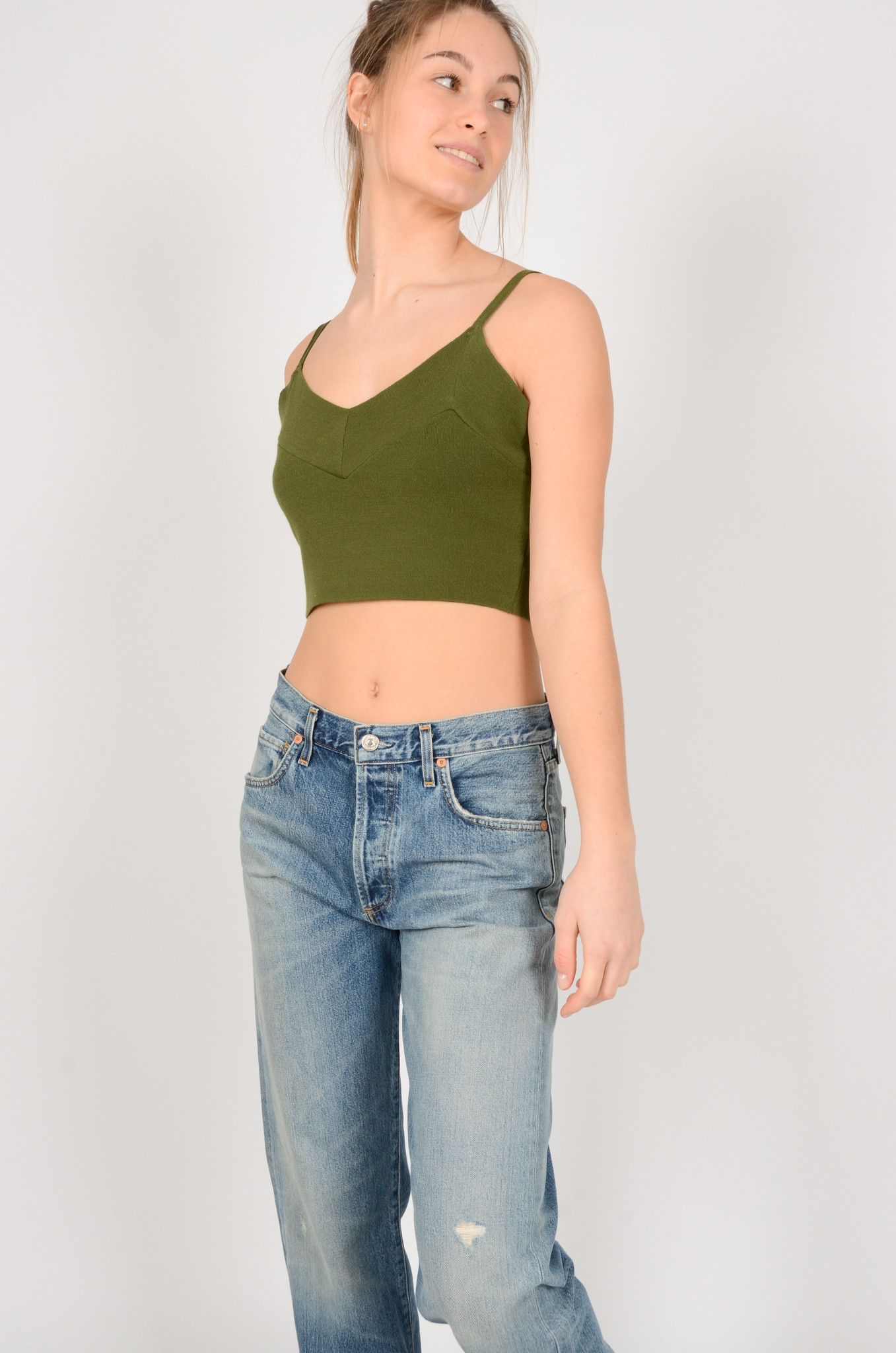 KNITTED CROP TOP-4