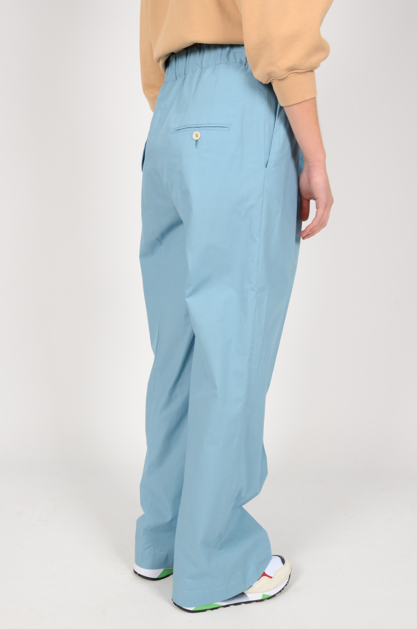 NORMA TROUSERS IN BLUE-4