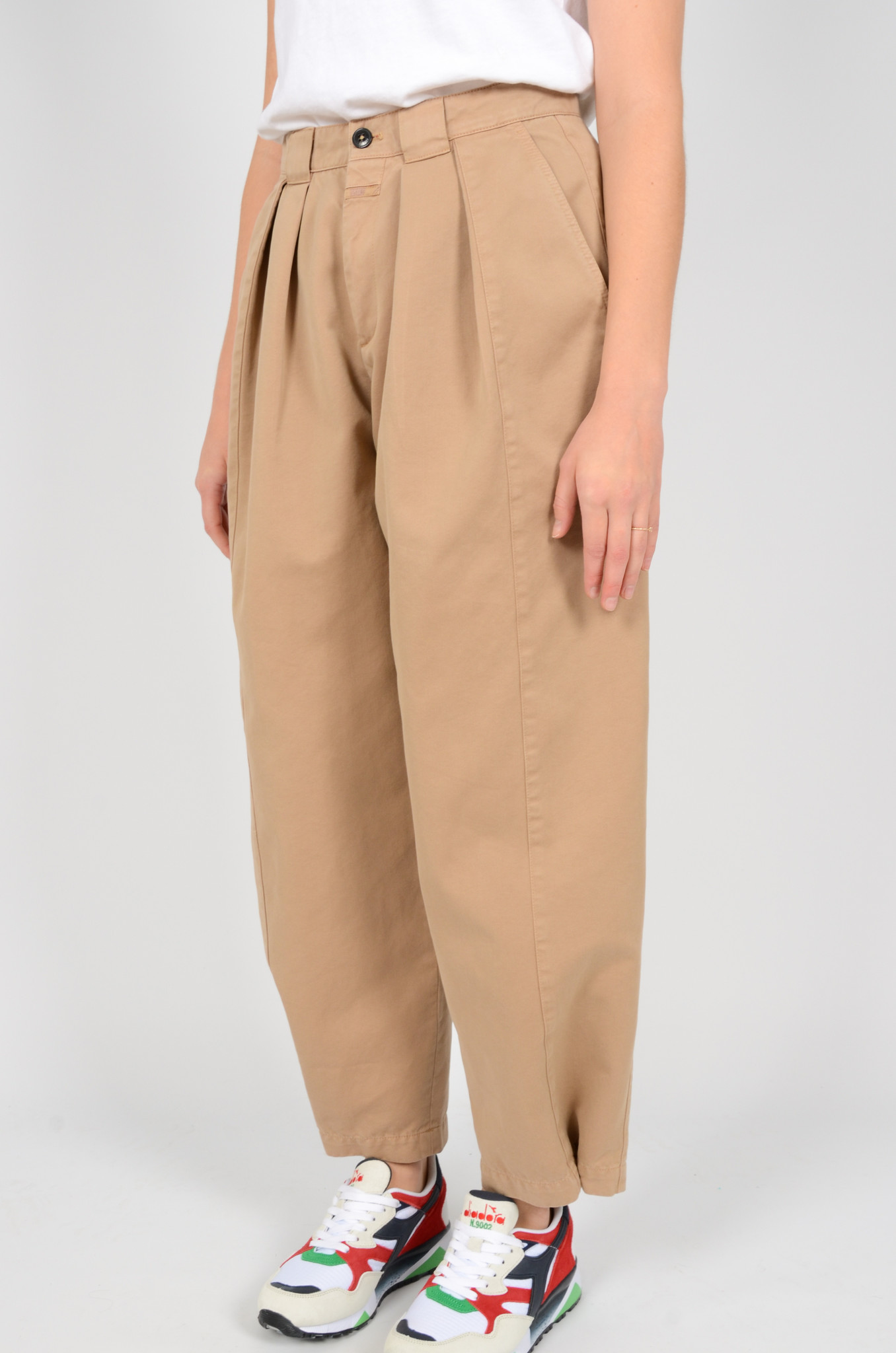 IVO PLEATED TROUSERS-3