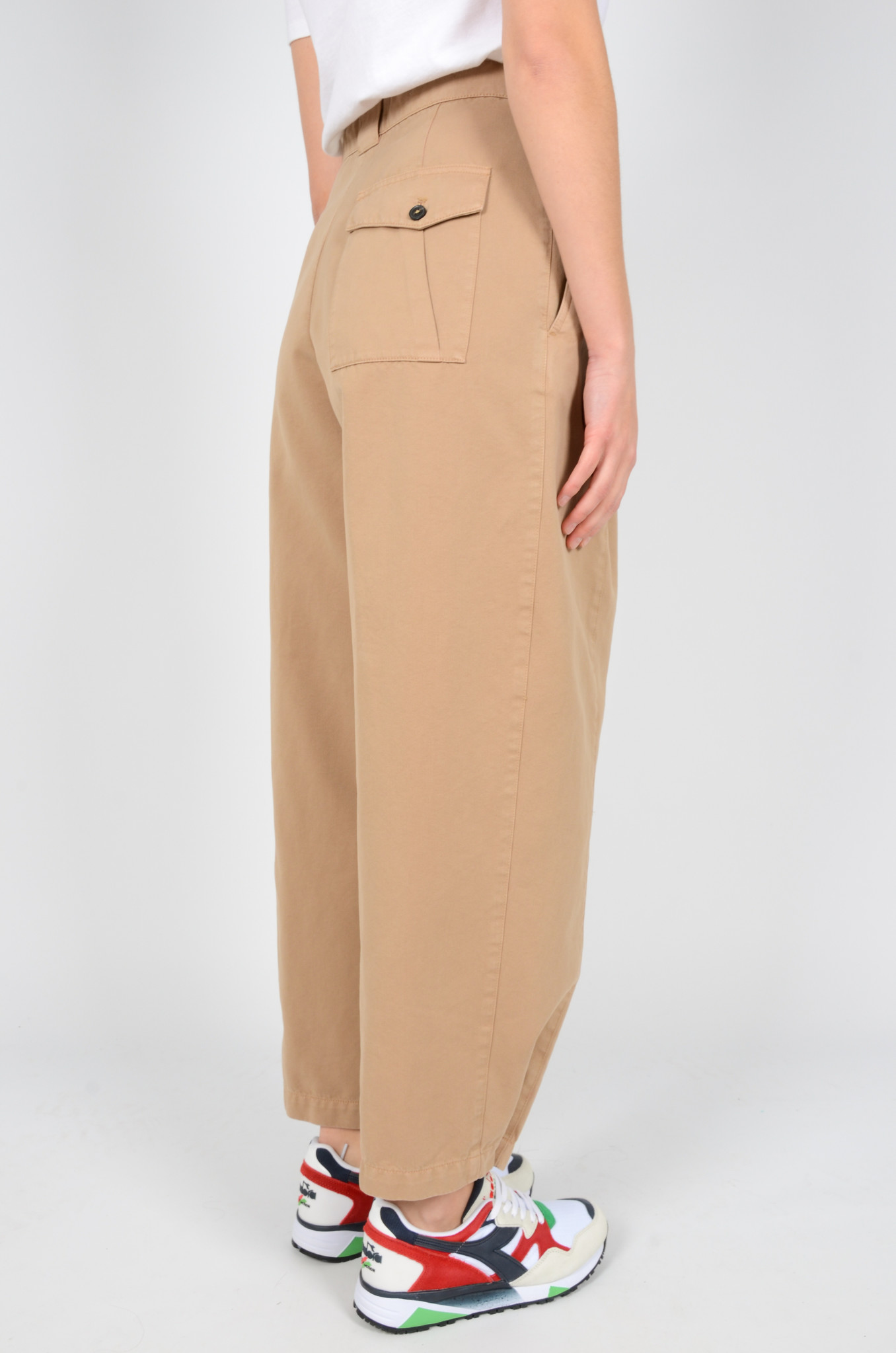 IVO PLEATED TROUSERS-4