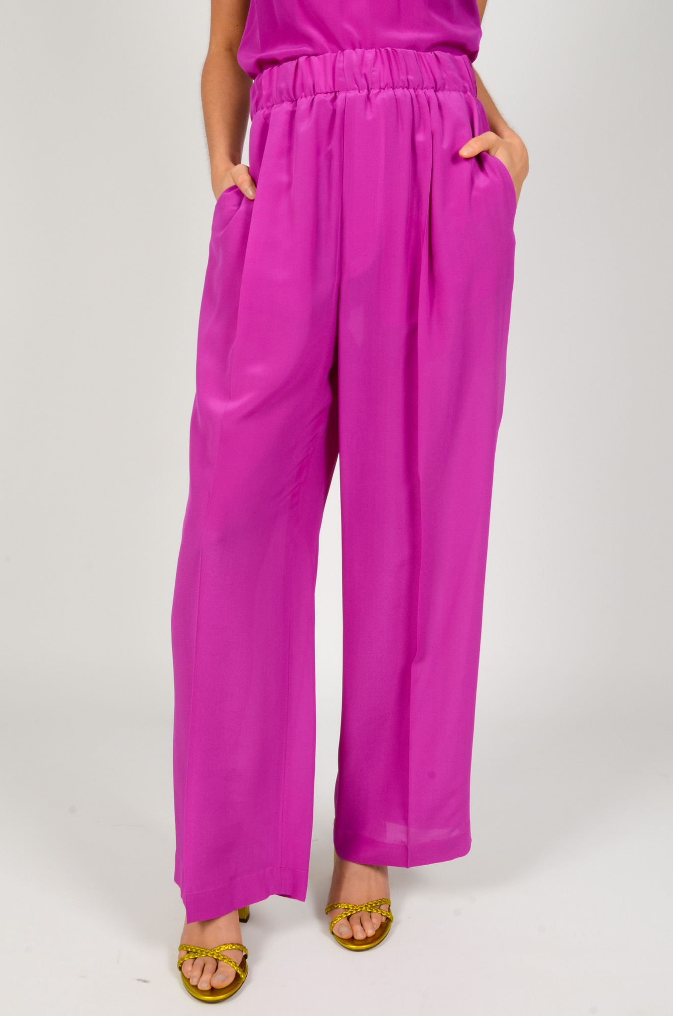 NORMA TROUSERS SILK-1