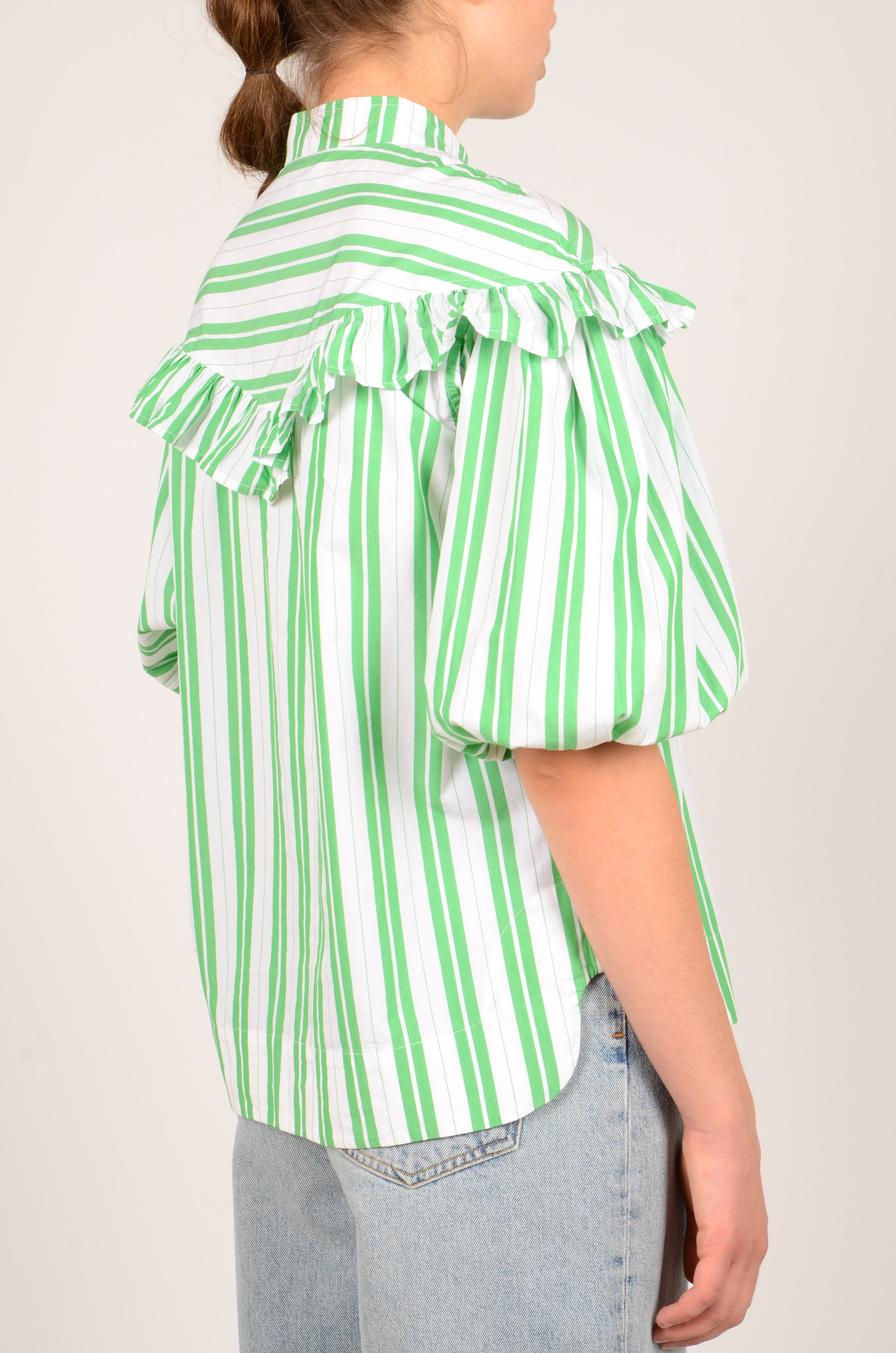 STRIPED BLOUSE-4