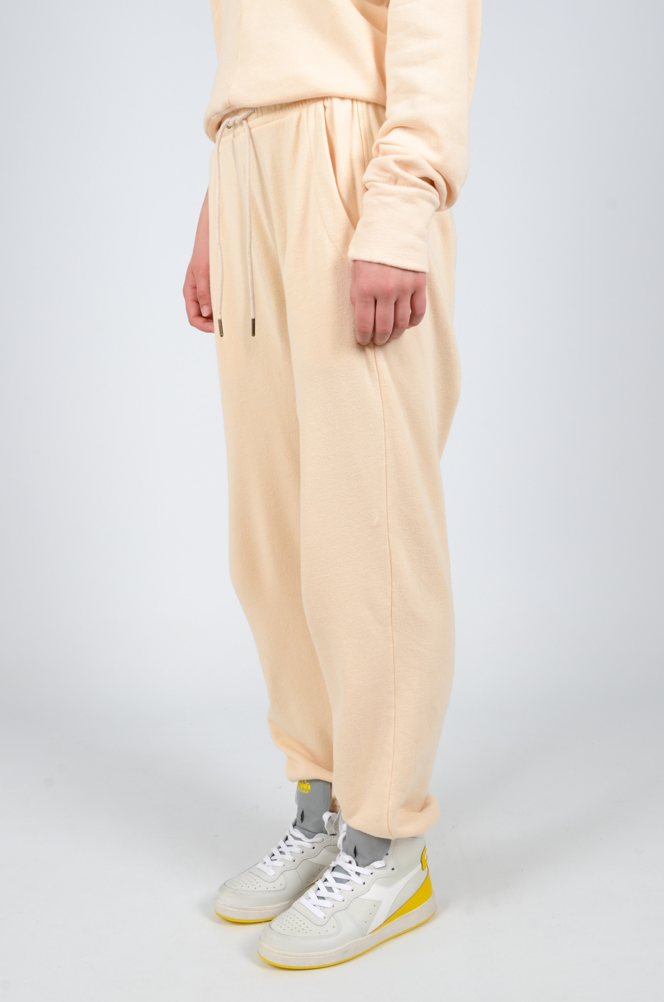 LAILA FLEECE PANTS-3
