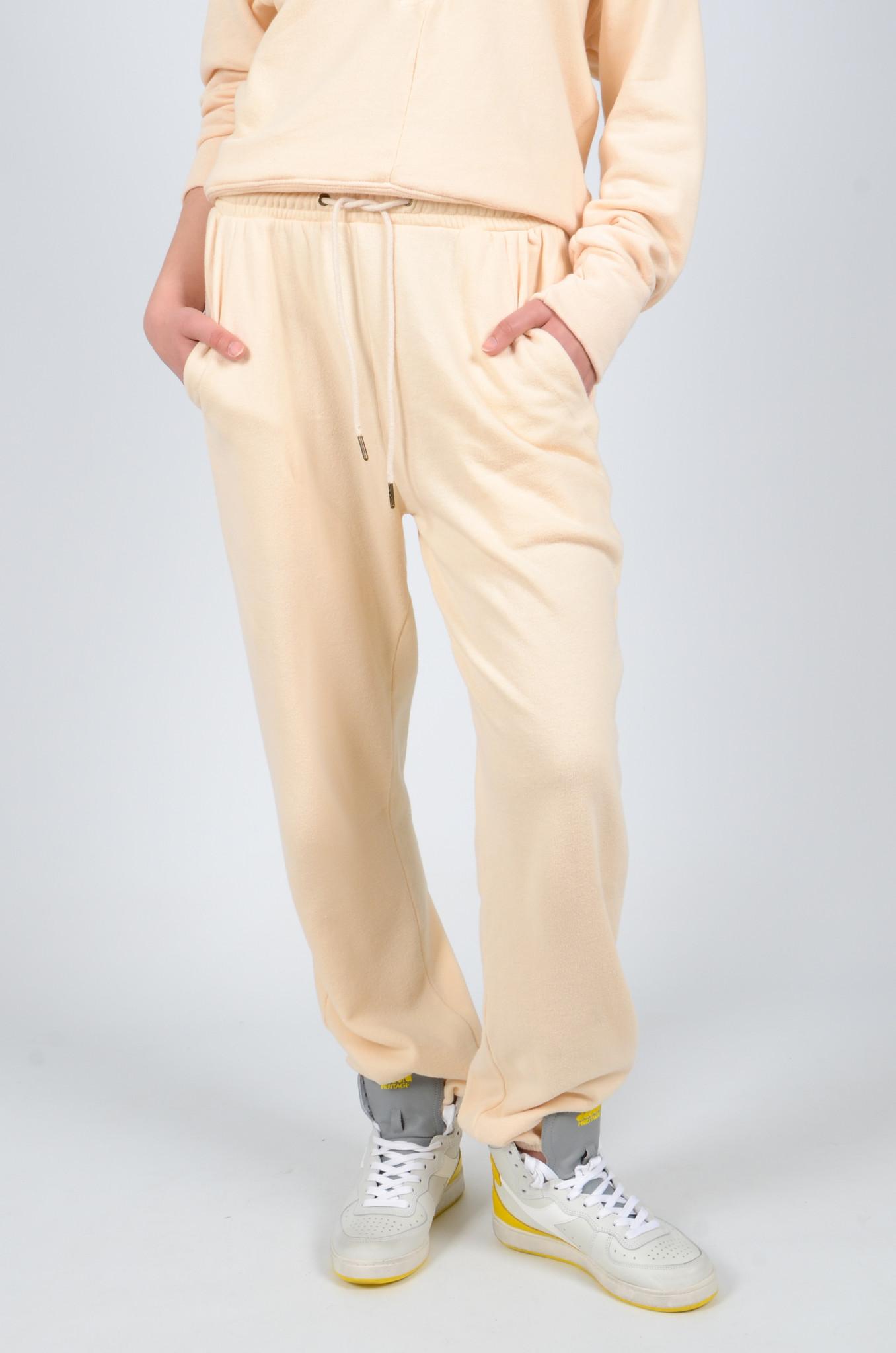 LAILA FLEECE PANTS-2