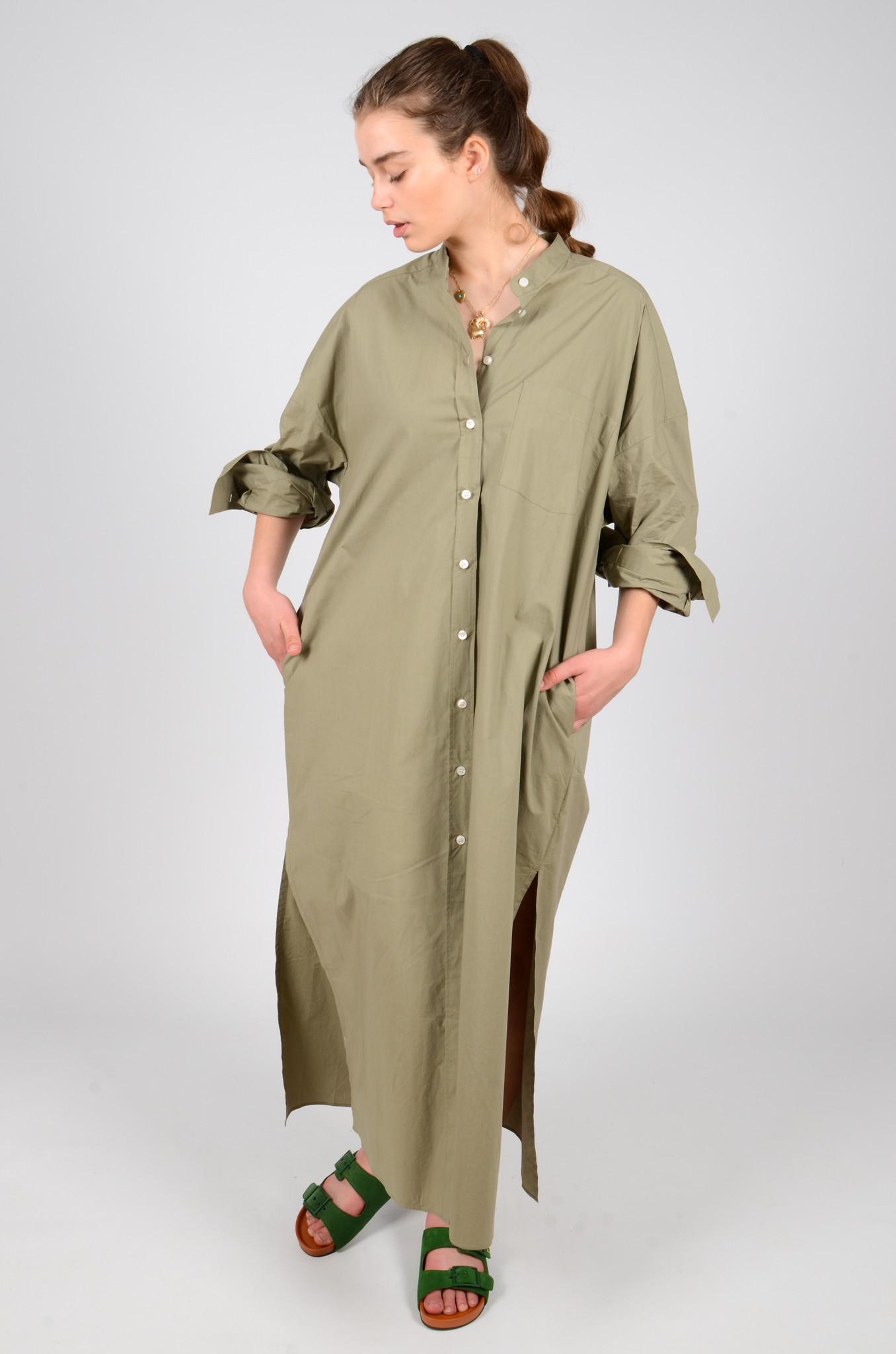 TIGA SHIRT DRESS-7
