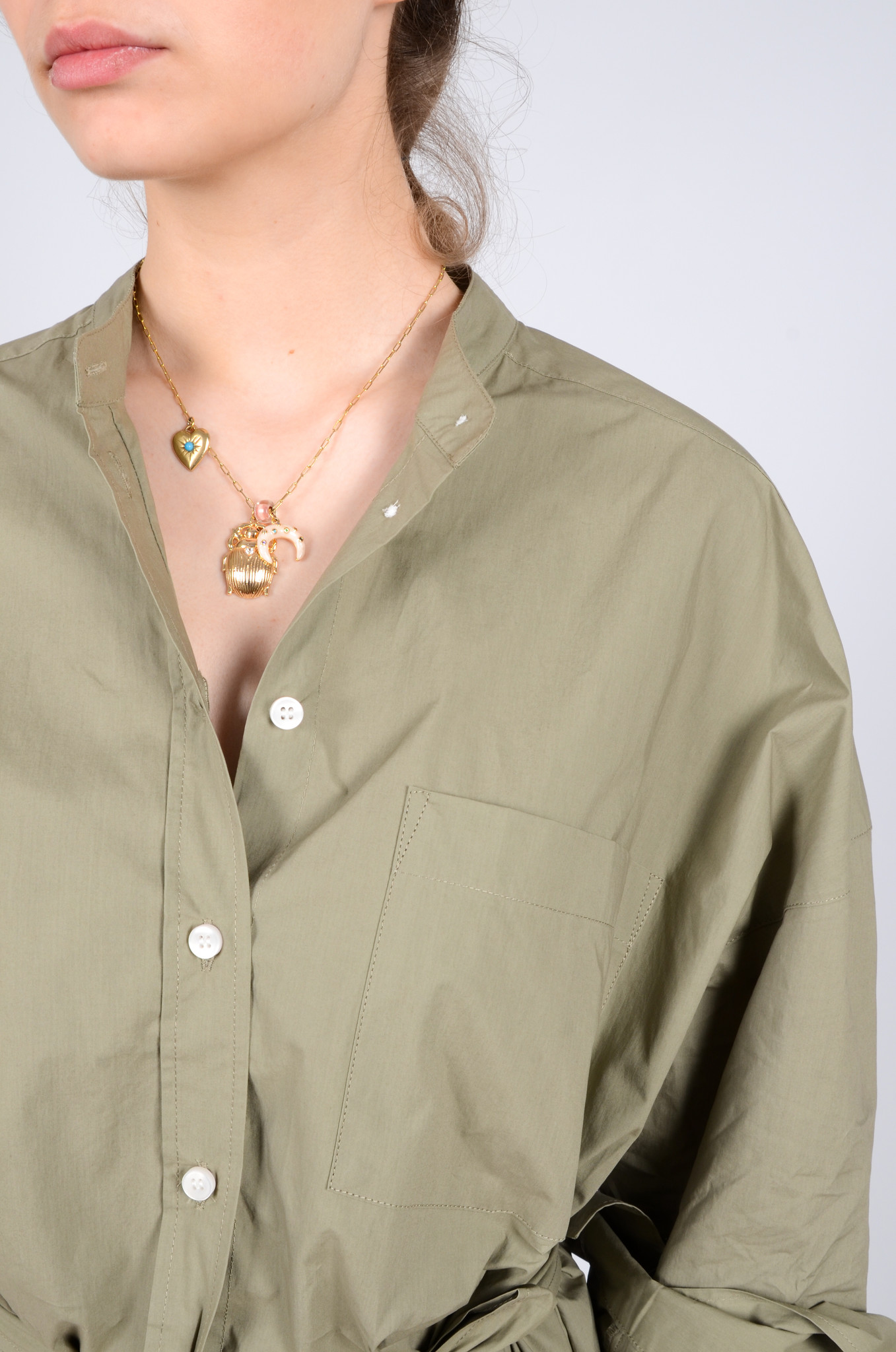 TIGA SHIRT DRESS-5
