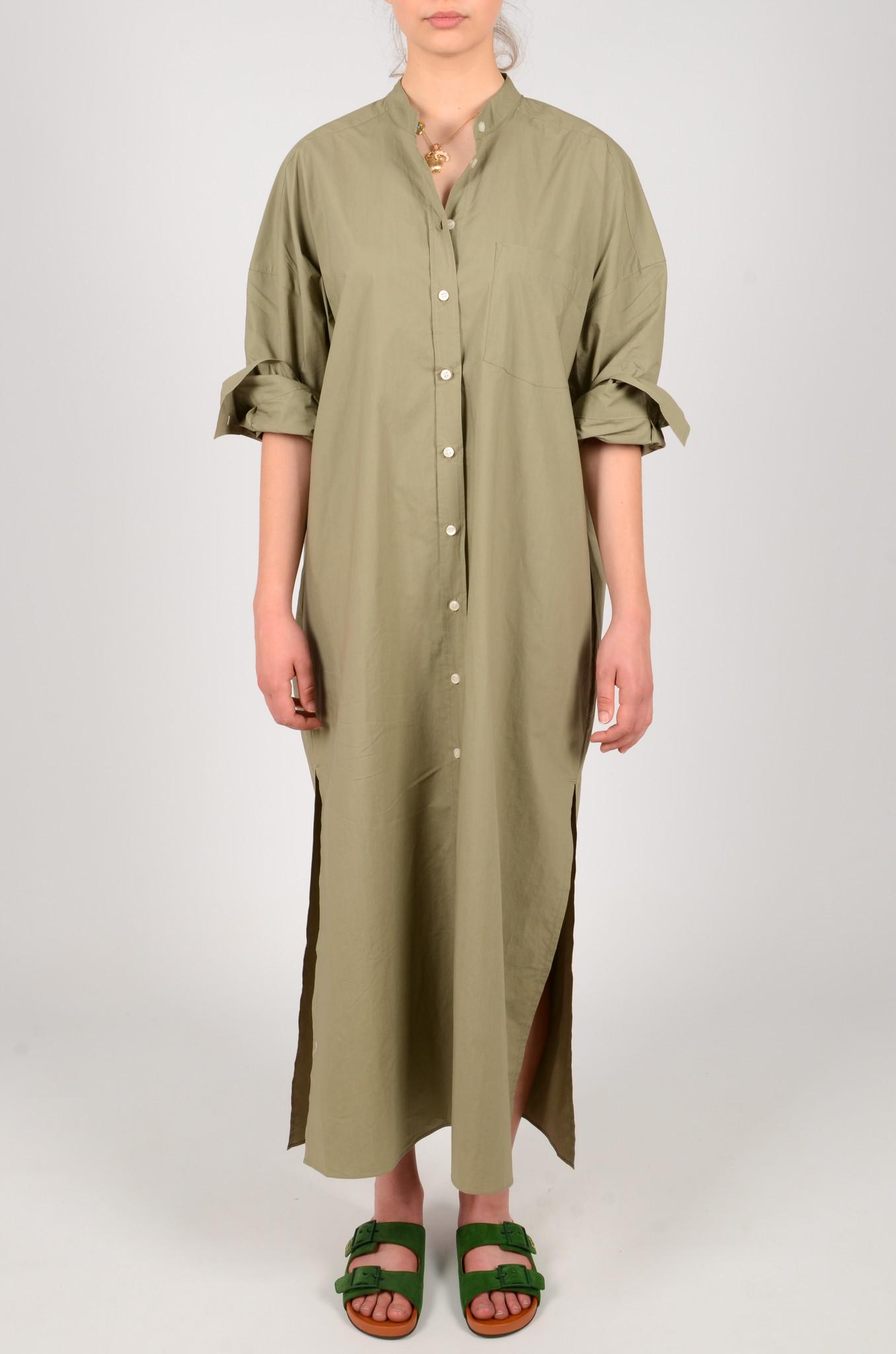 TIGA SHIRT DRESS-1