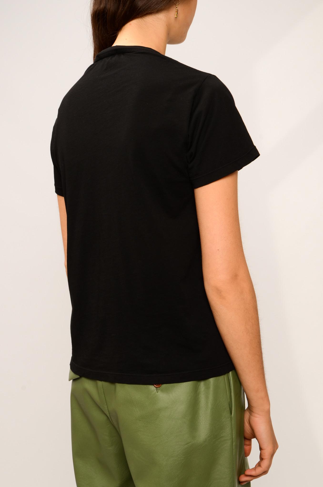 RENA T-SHIRT IN BLACK-4