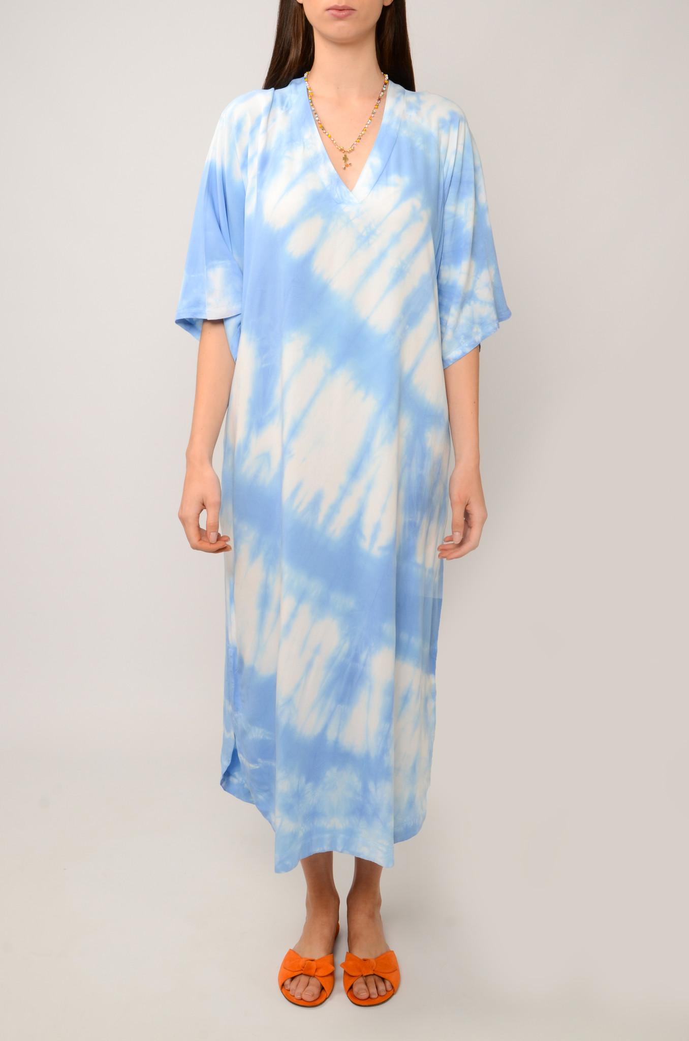 OCEAN BREEZE DRESS IN SKY BLUE-1
