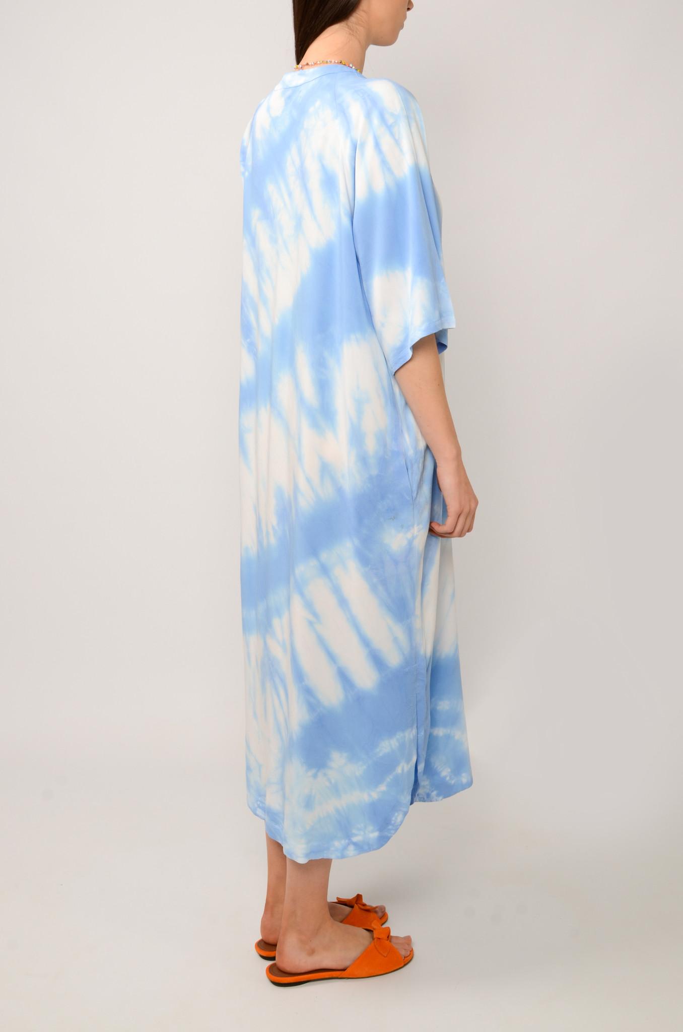 OCEAN BREEZE DRESS IN SKY BLUE-4