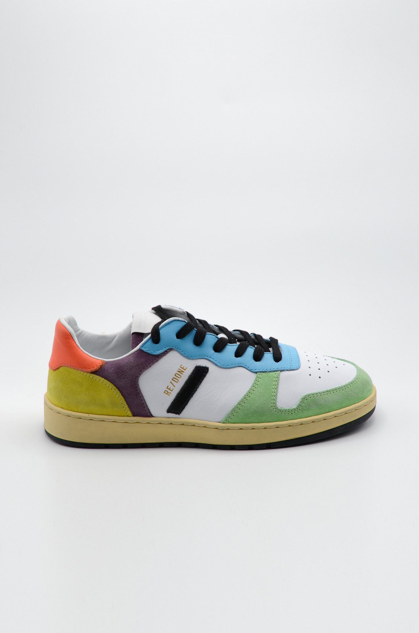 80'S BASKET IN MULTICOLOR-1