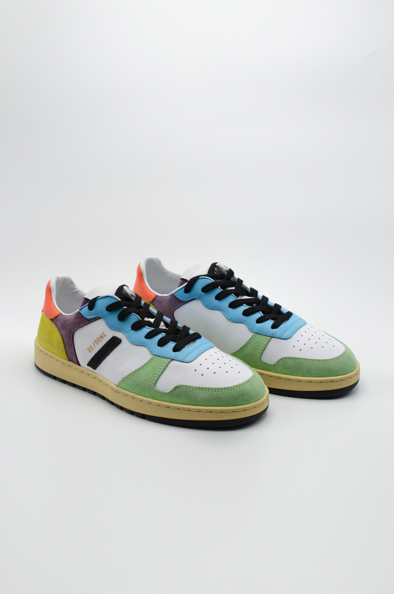 80'S BASKET IN MULTICOLOR-2