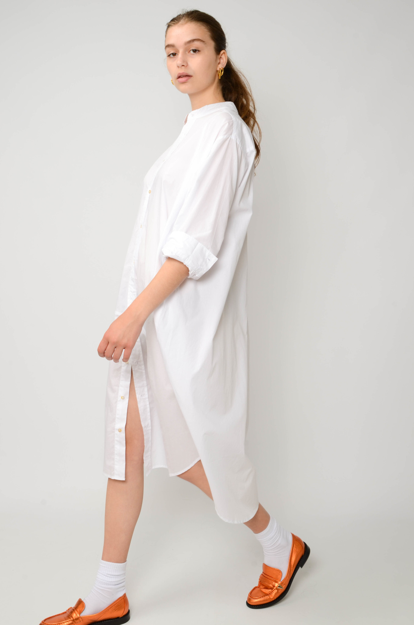 CAJSA SHIRT DRESS-2