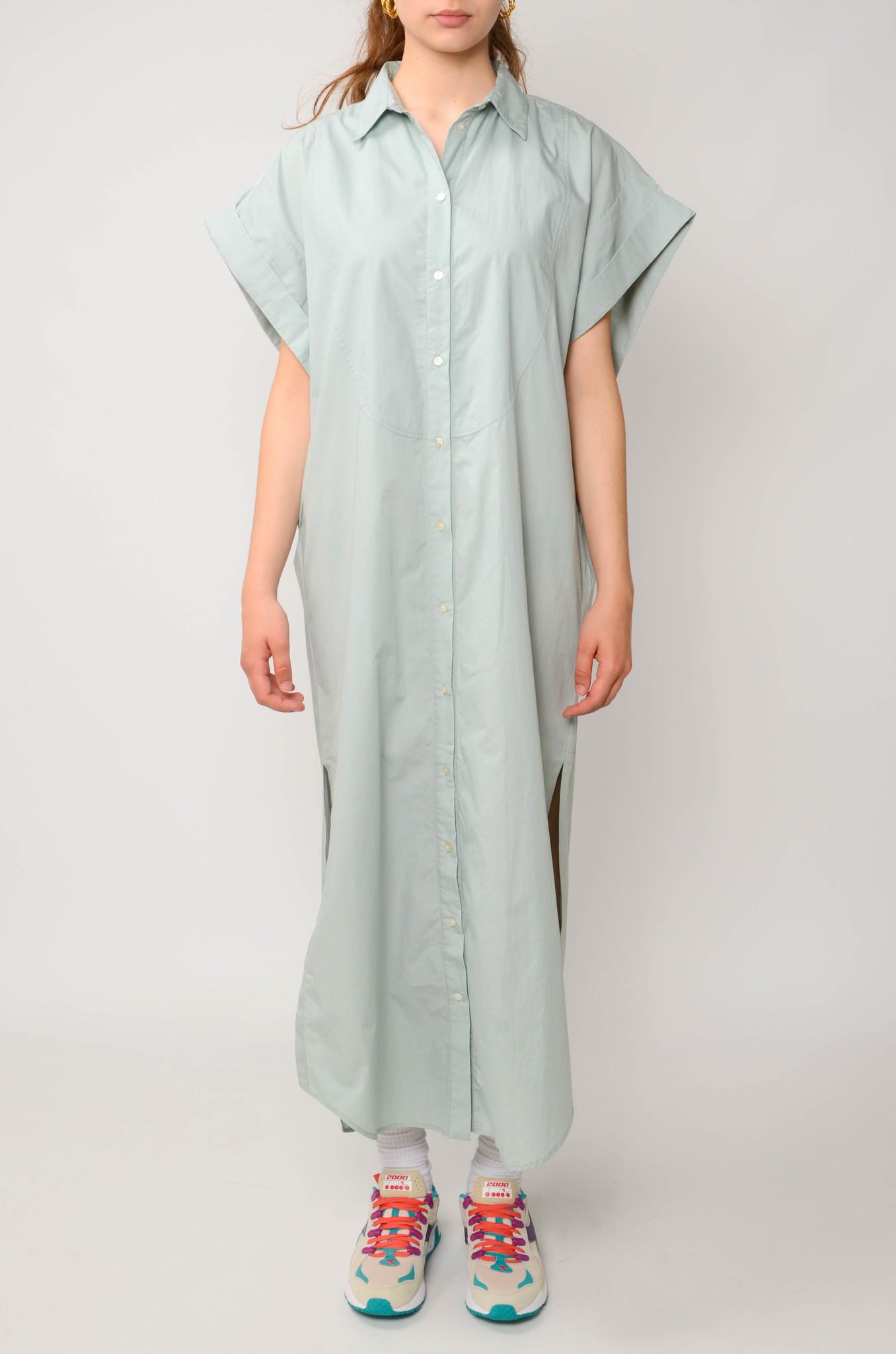 CAYSA SHIRT DRESS-1