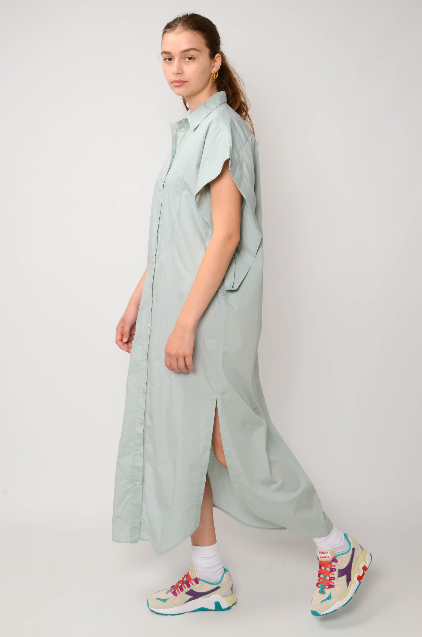 CAYSA SHIRT DRESS-2