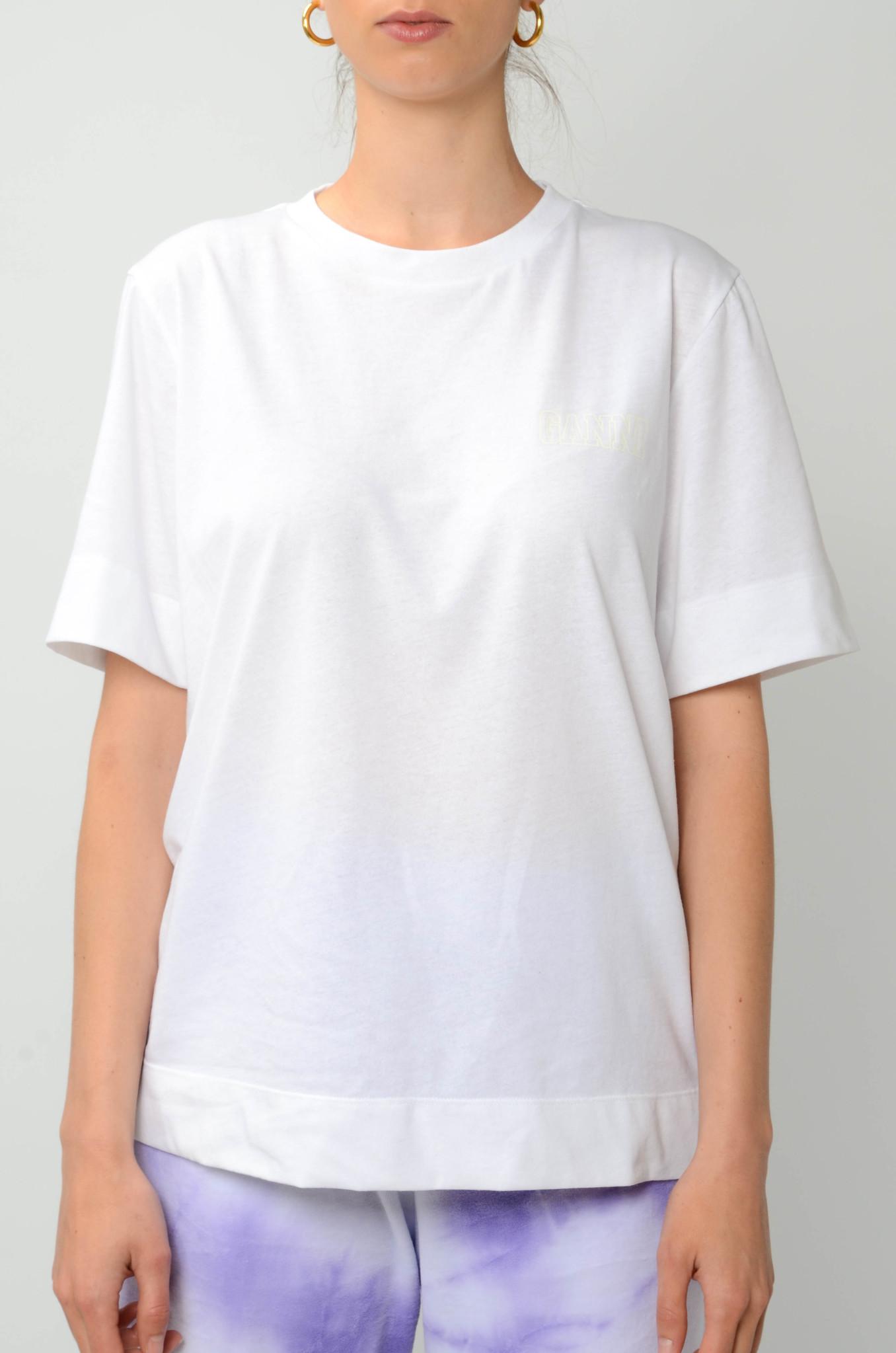 SOFTWARE CREW NECK TEE WHITE-1
