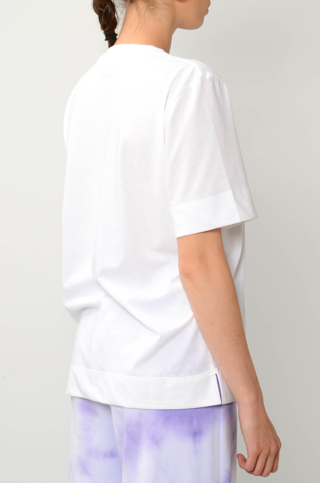 SOFTWARE CREW NECK TEE WHITE-4
