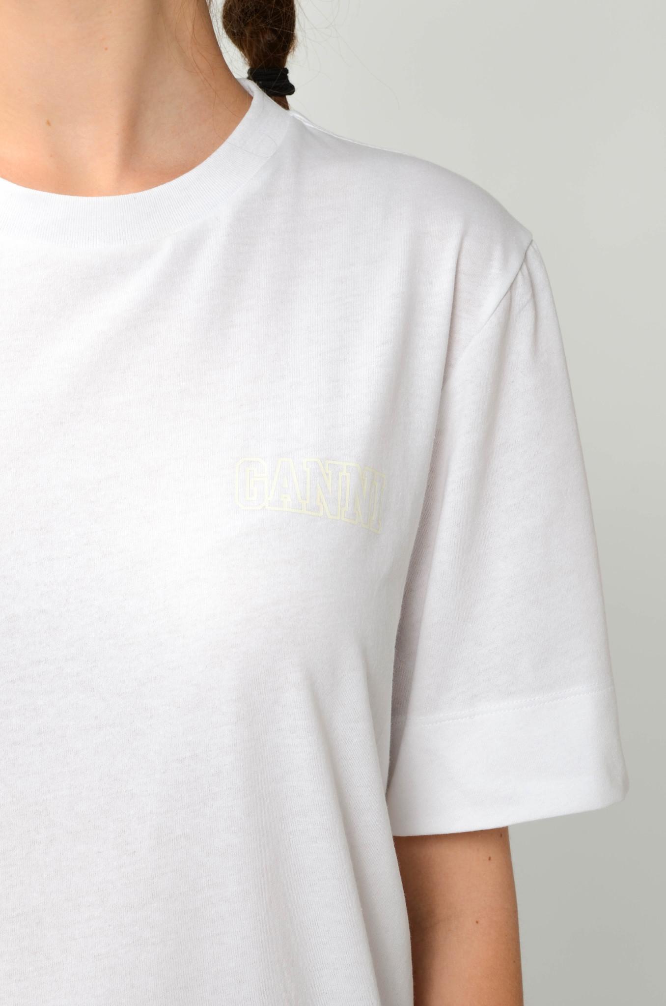 SOFTWARE CREW NECK TEE WHITE-5