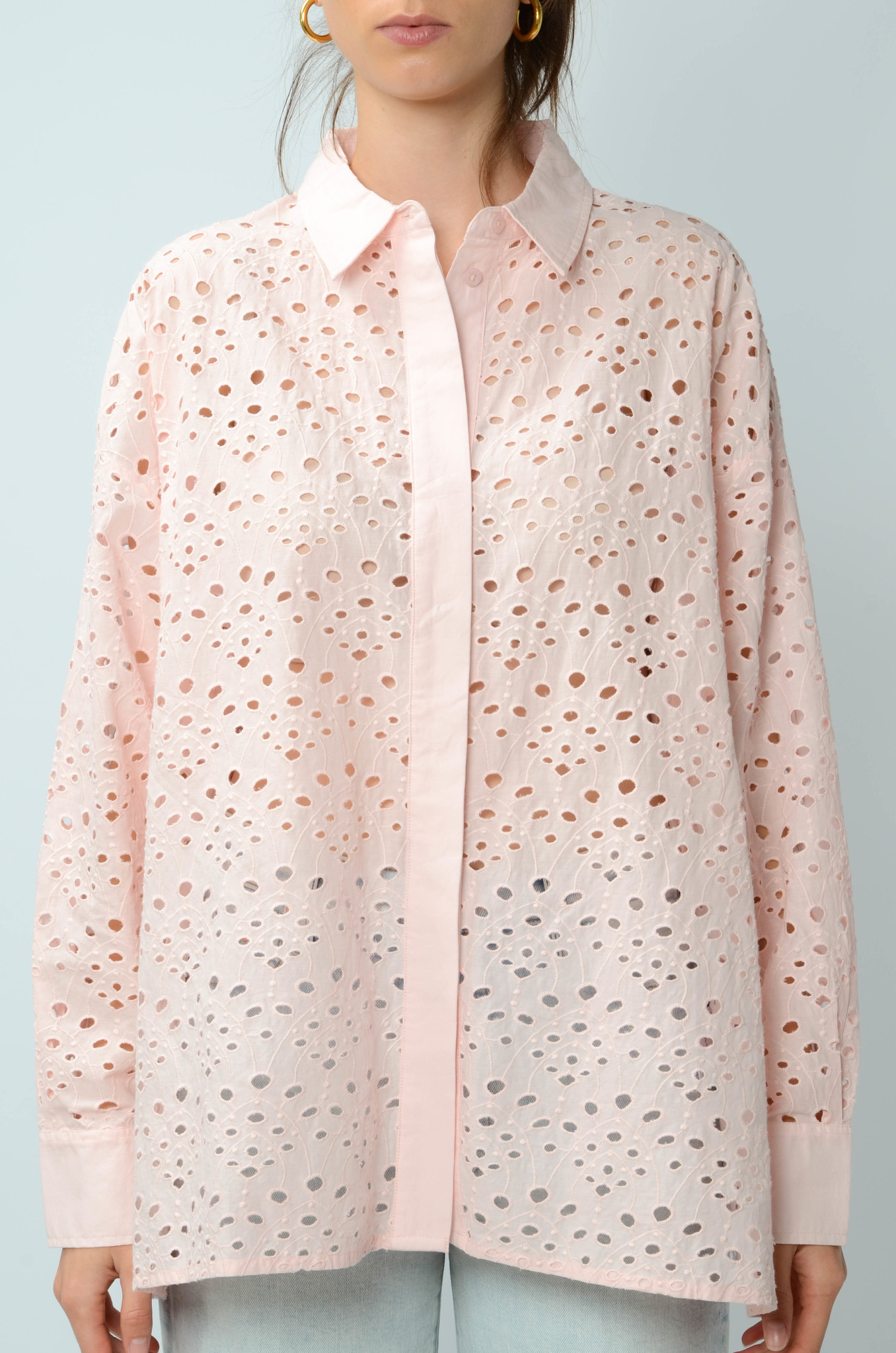 WOODY SHIRT IN PINK-1