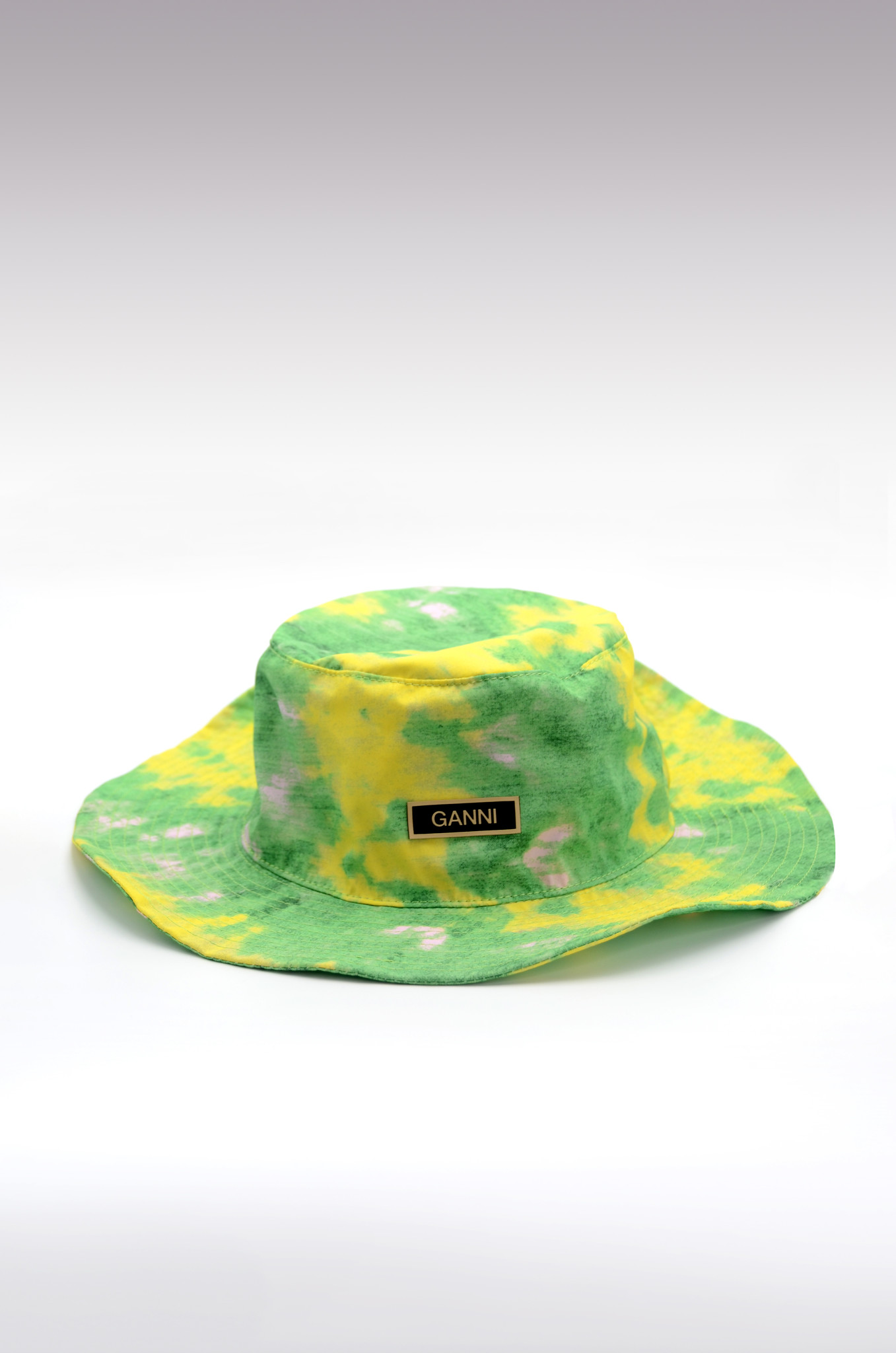RECYCLED TECH FABRIC SUN HAT-2