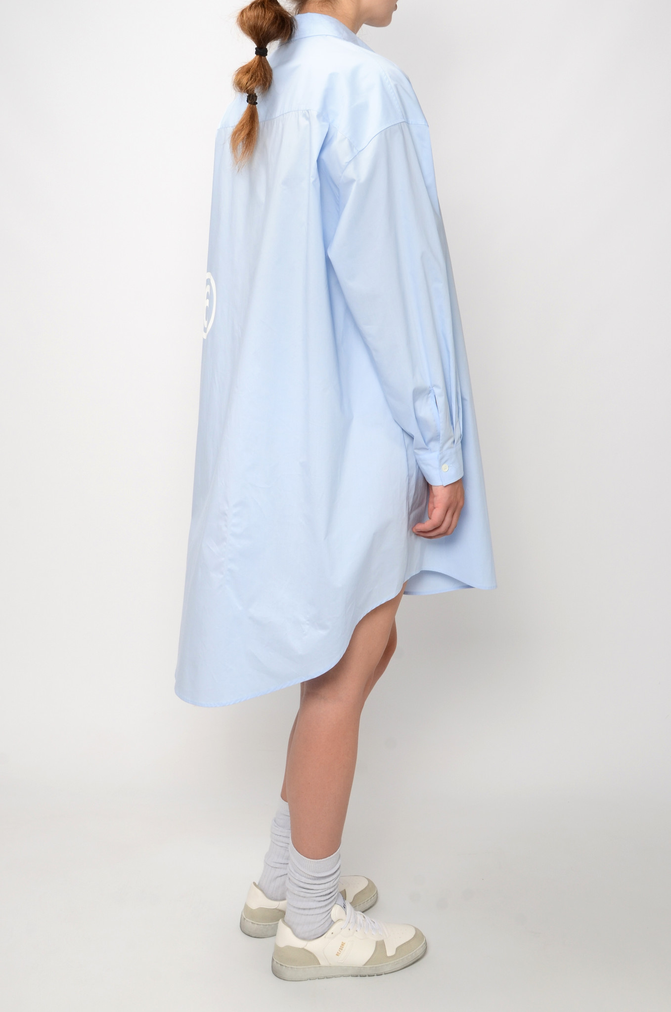 EAGLE SHIRT DRESS-4