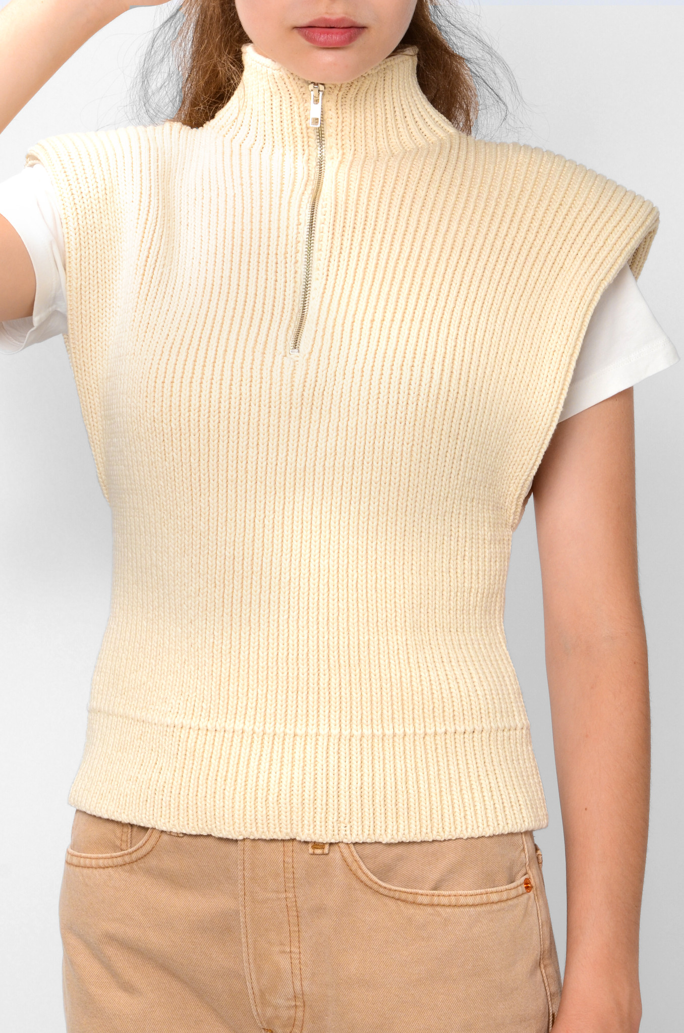 GHITA KNITTED TOP-1