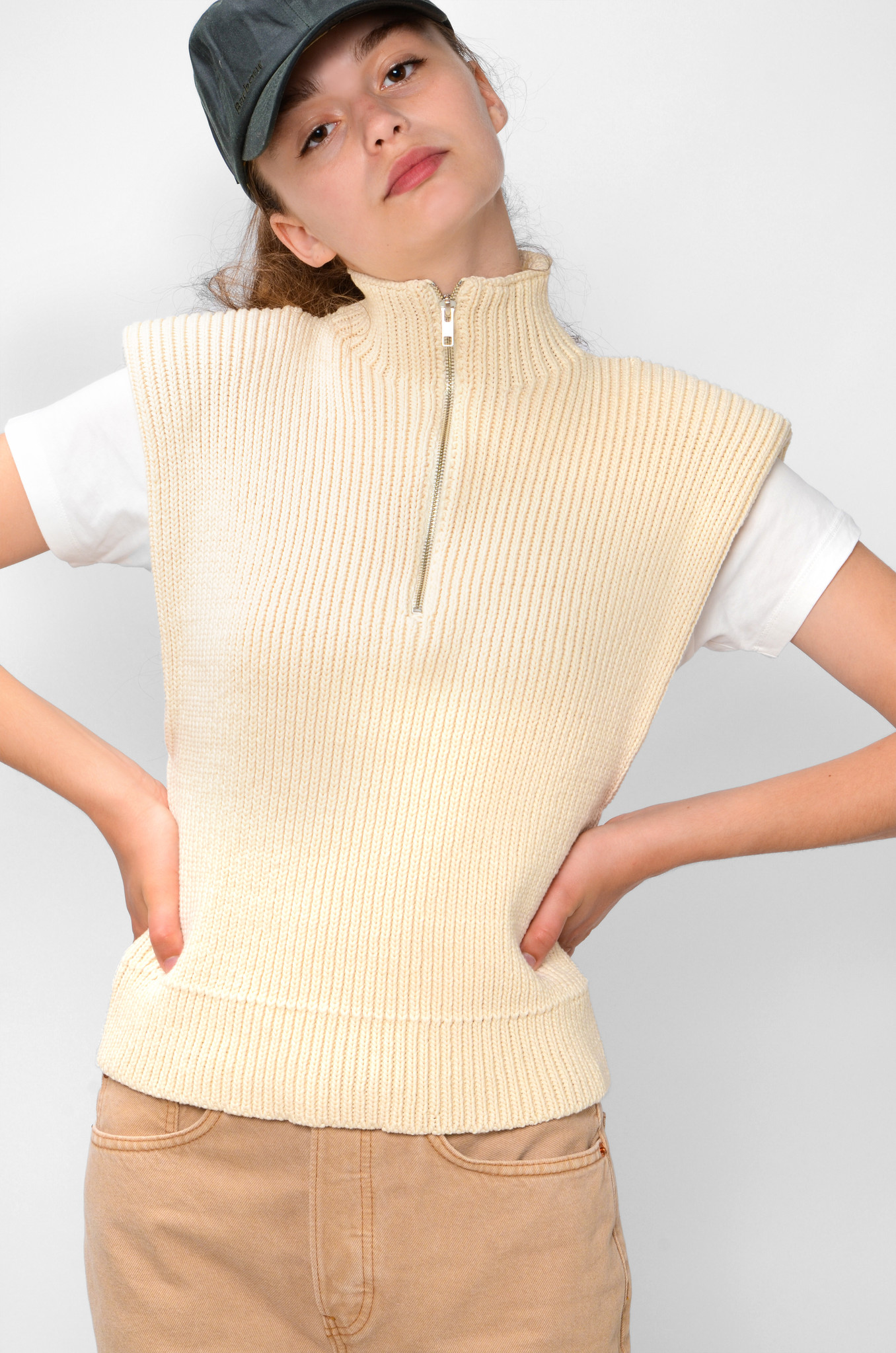 GHITA KNITTED TOP-5