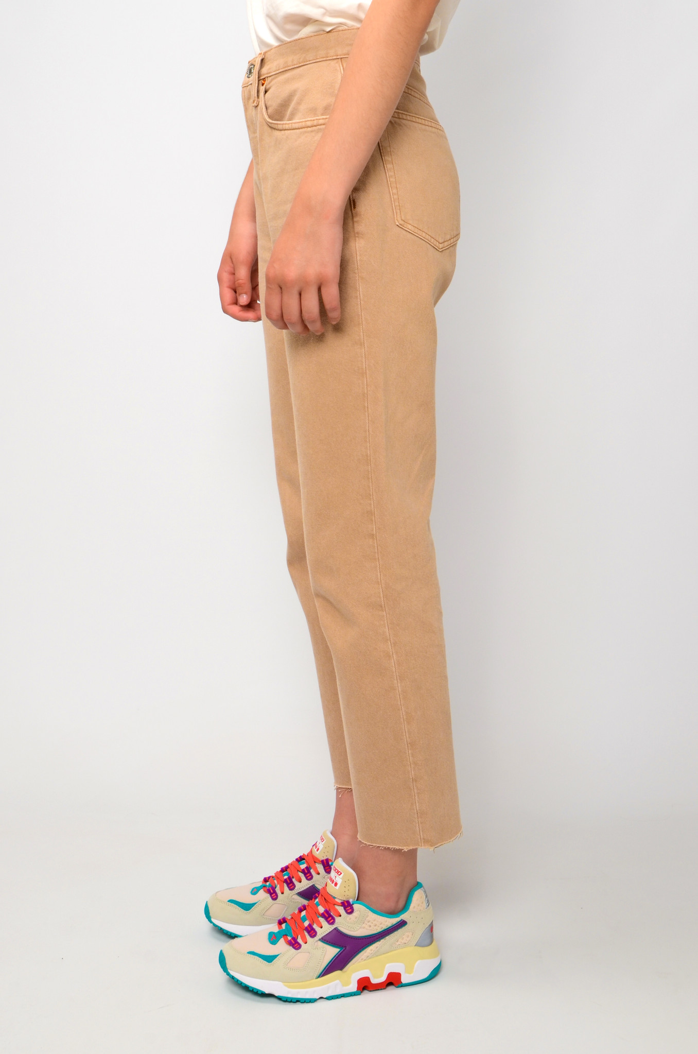 70S STOVE PIPE IN WASHED KHAKI-3