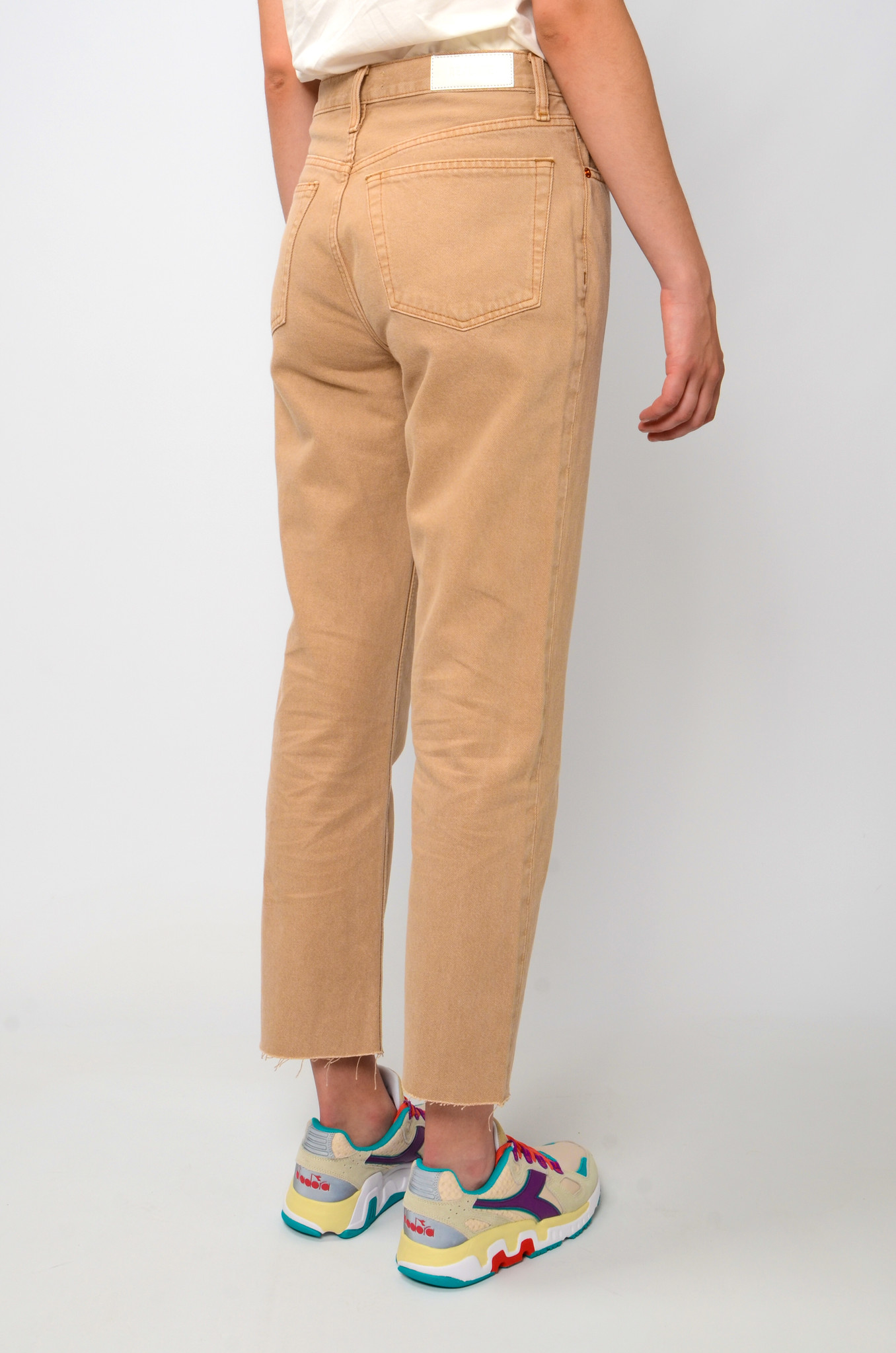 70S STOVE PIPE IN WASHED KHAKI-4