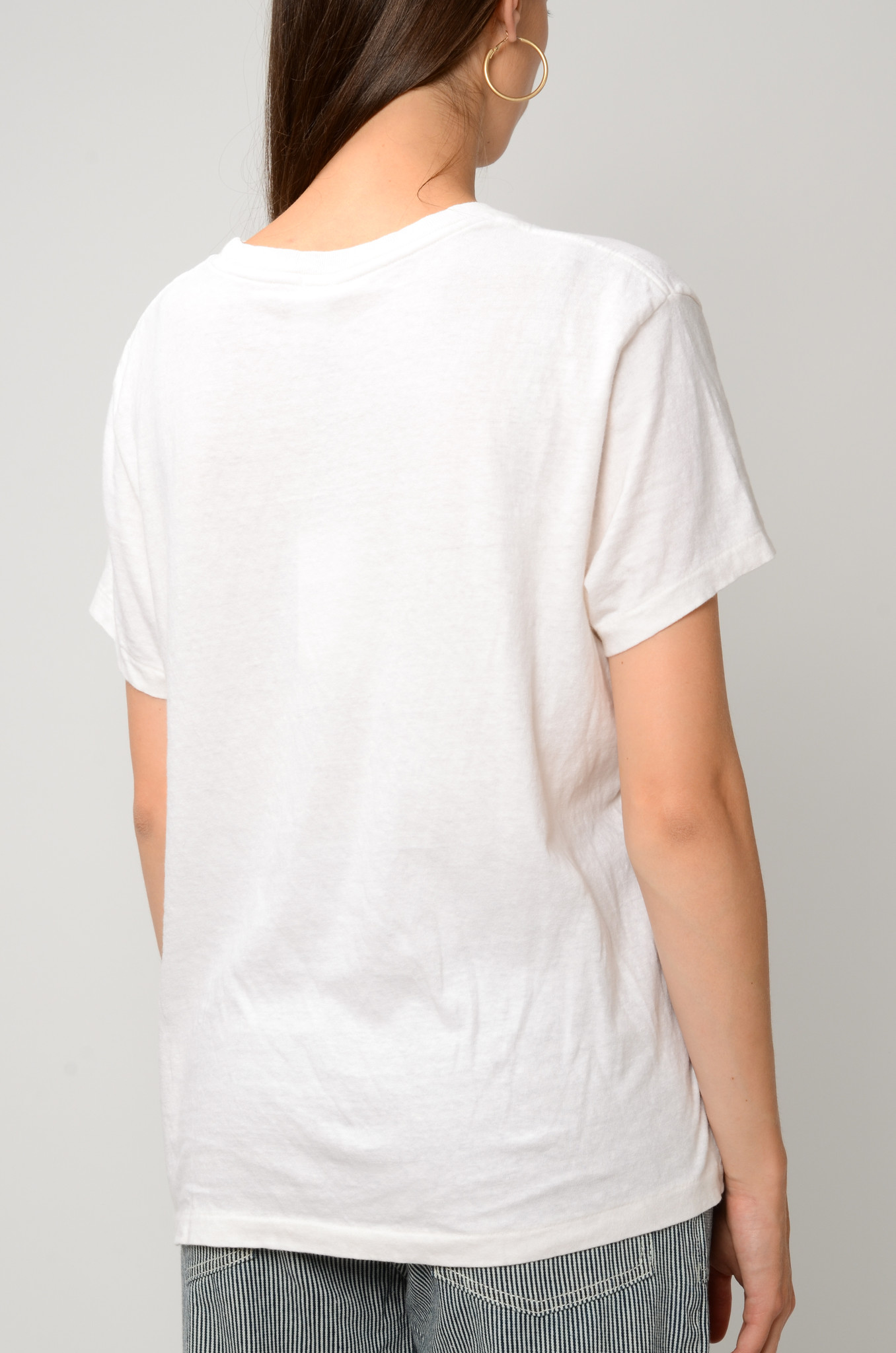 LOOSE EXCELLENT SMILEY TEE-4