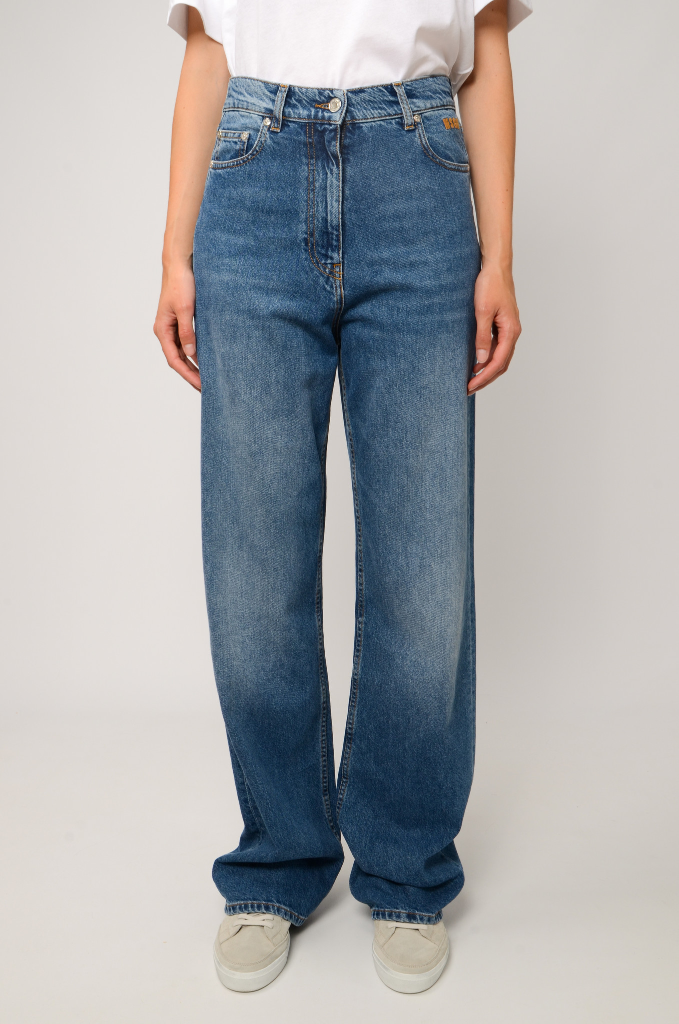 HIGH RISE STRAIGHT JEANS-1