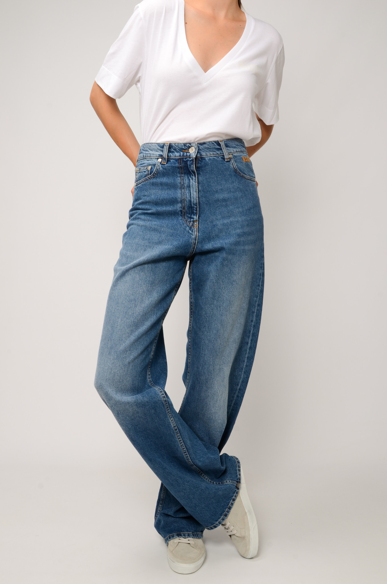 HIGH RISE STRAIGHT JEANS-3