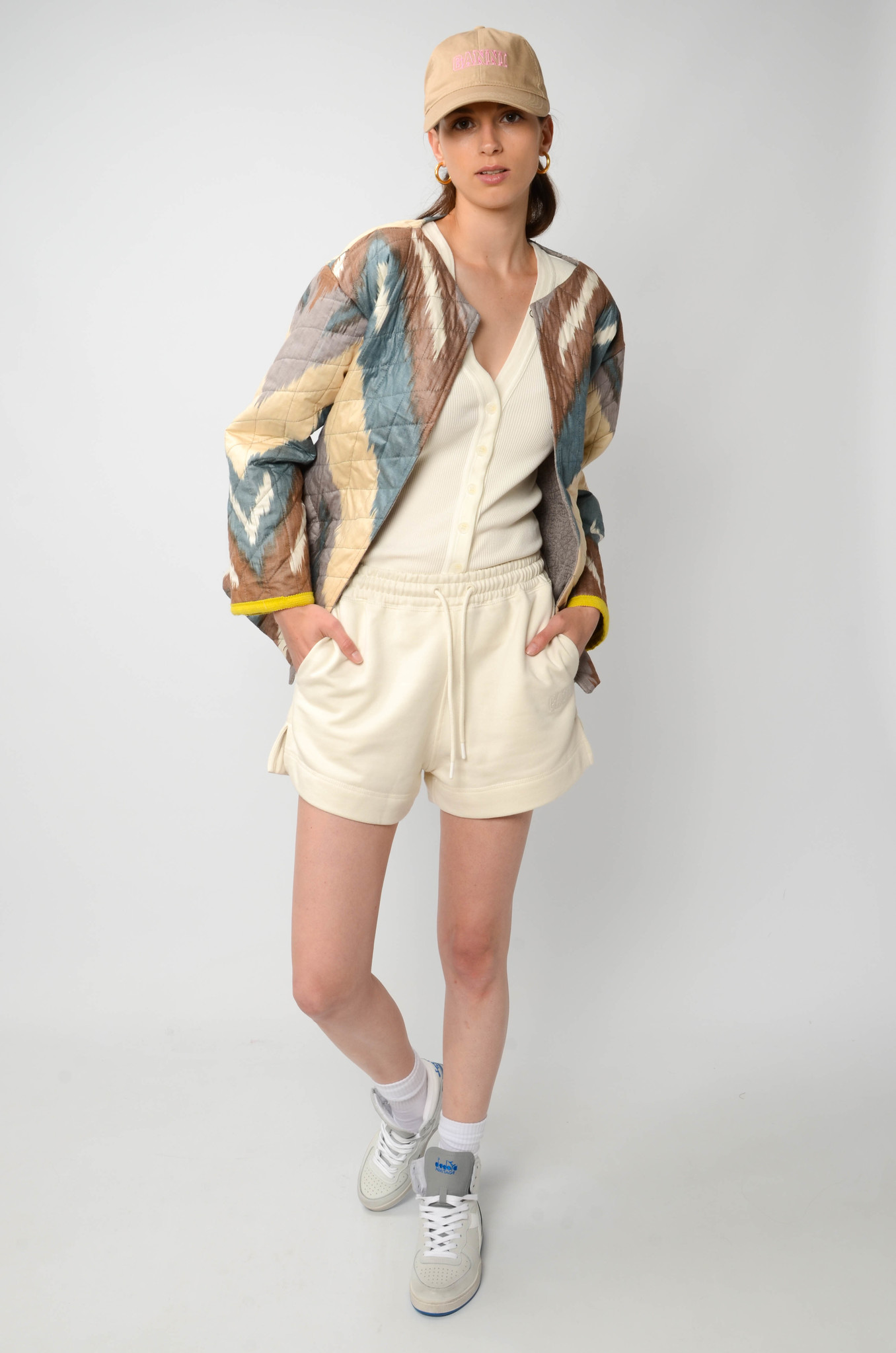 IKAT JACKET WITH SLEEVES-2
