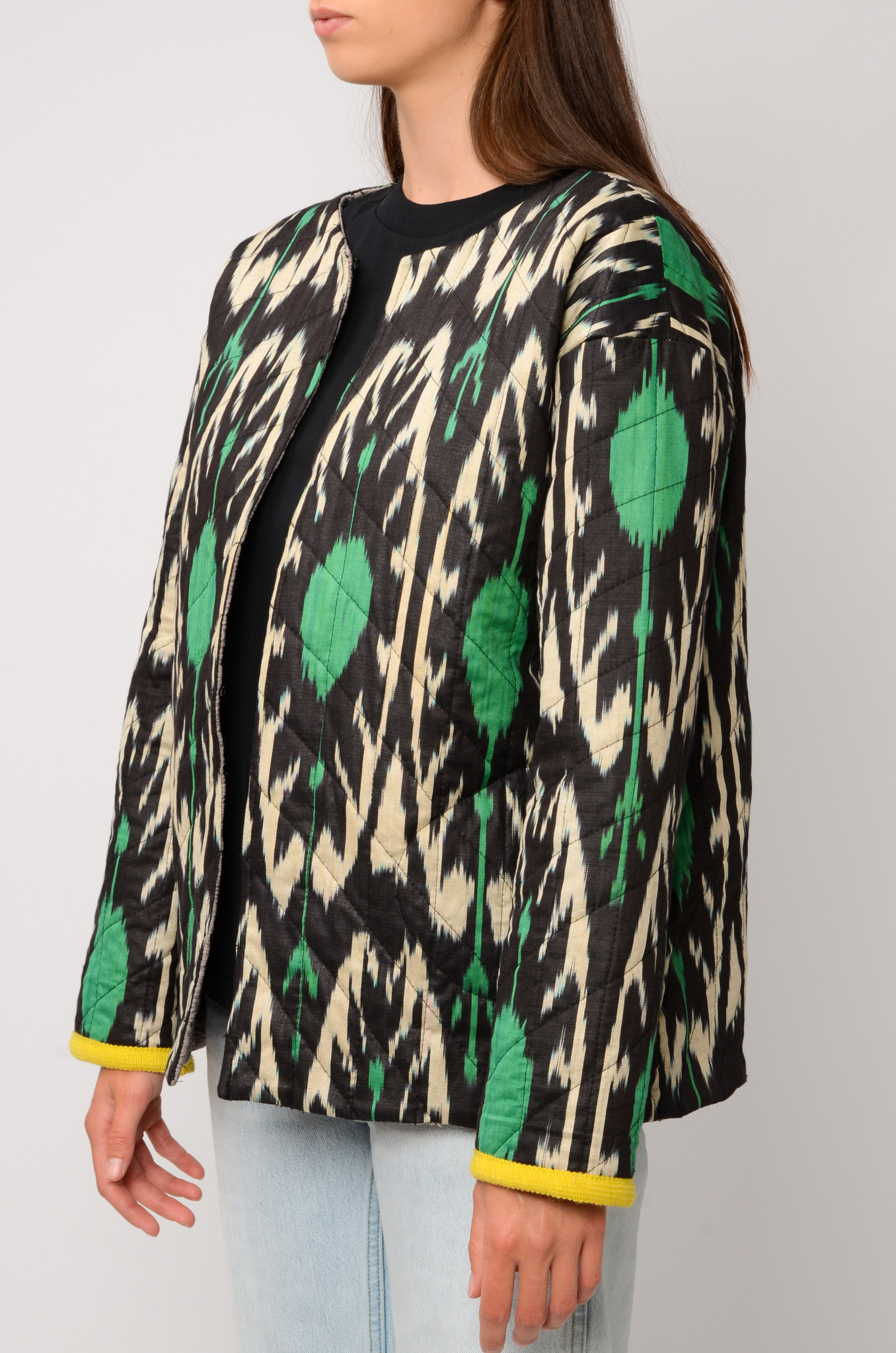 IKAT JACKET WITH SLEEVES-3
