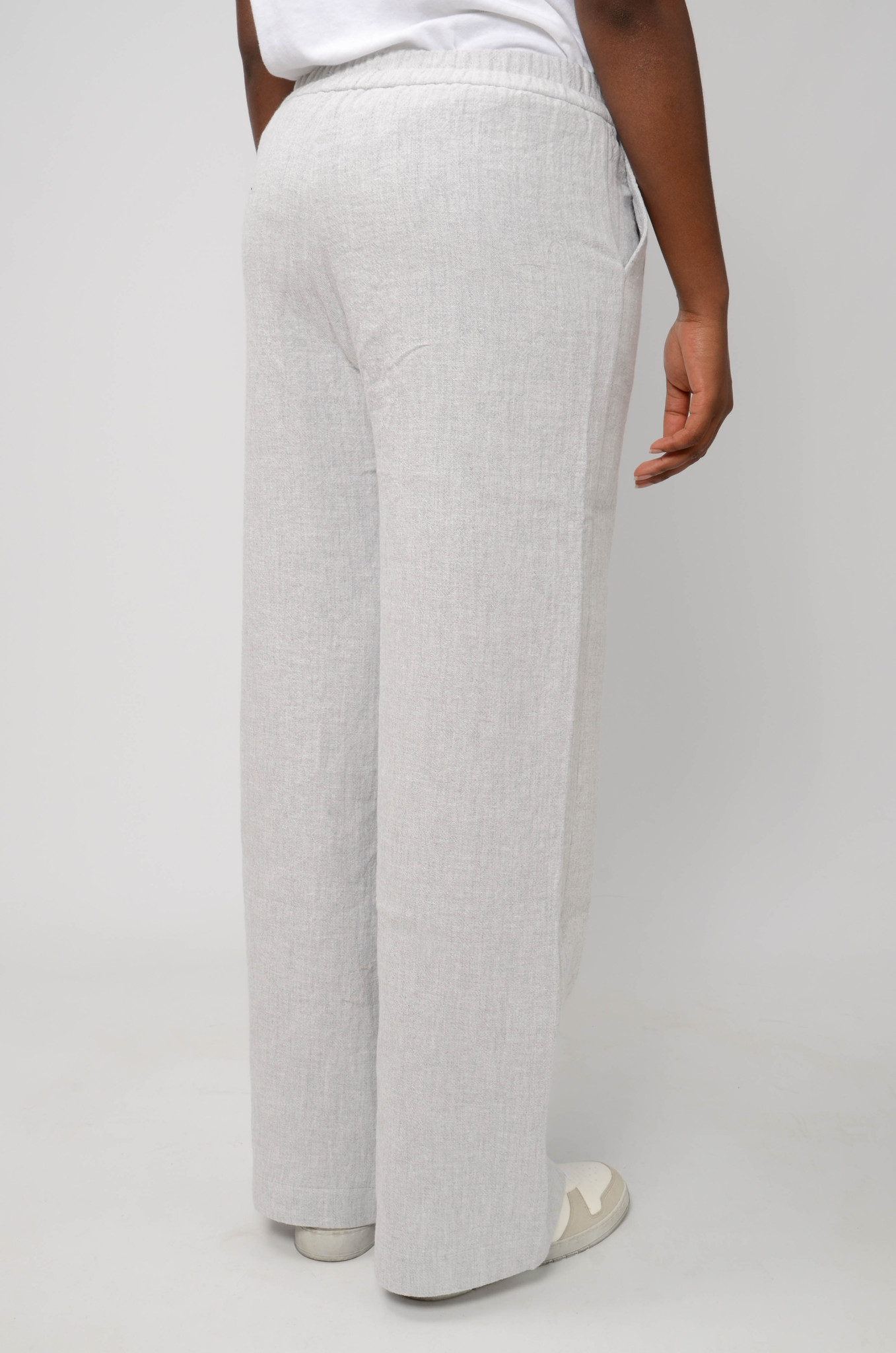 JACKIE TROUSERS IN LIGHT GREY-4