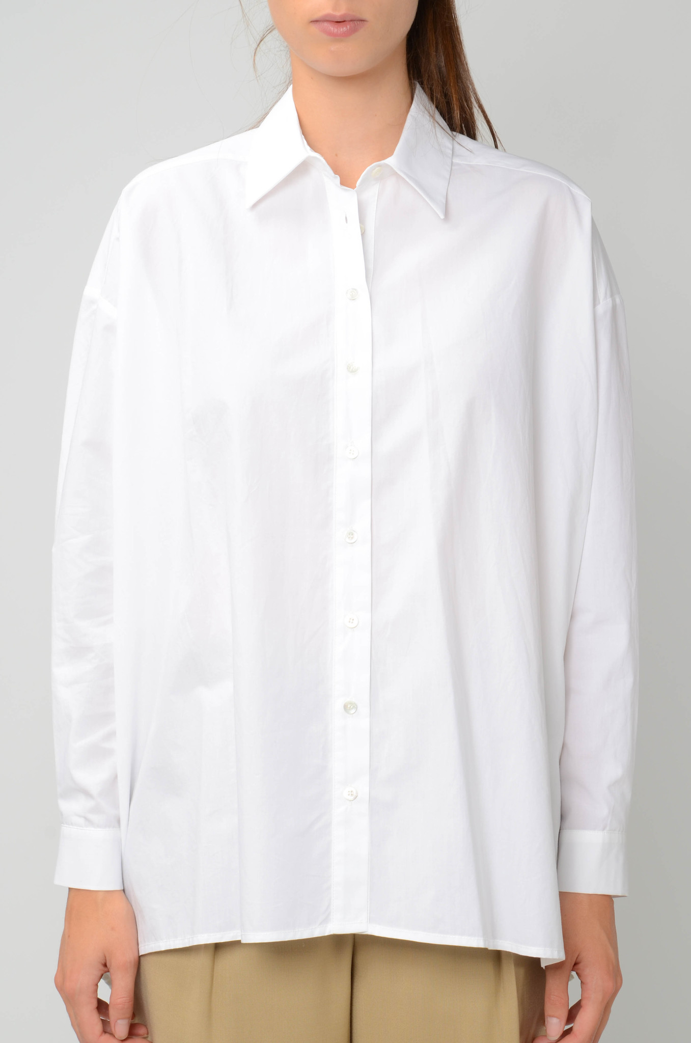 ESSENTIAL SHIRT IN WHITE-1