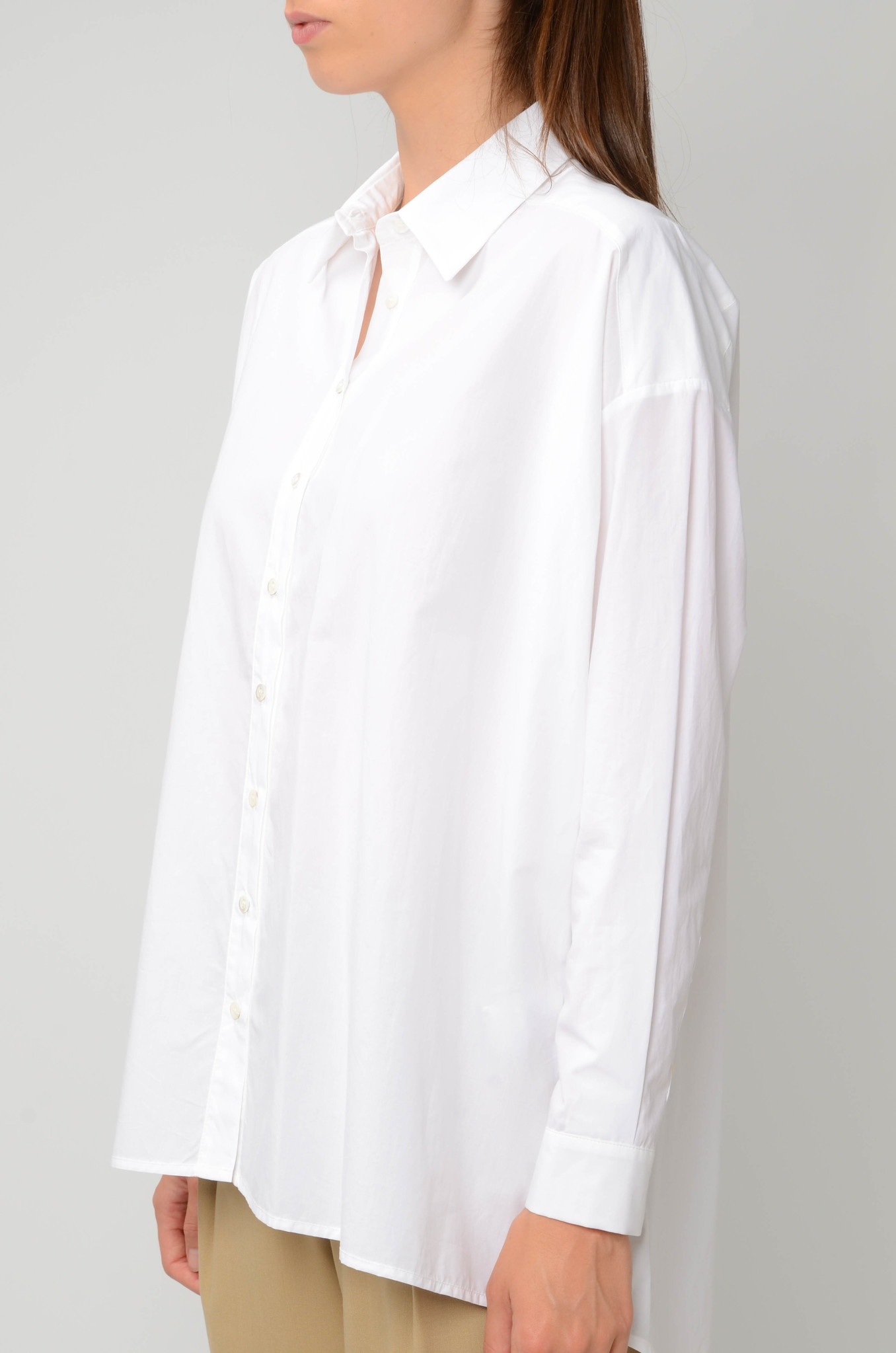 ESSENTIAL SHIRT IN WHITE-3