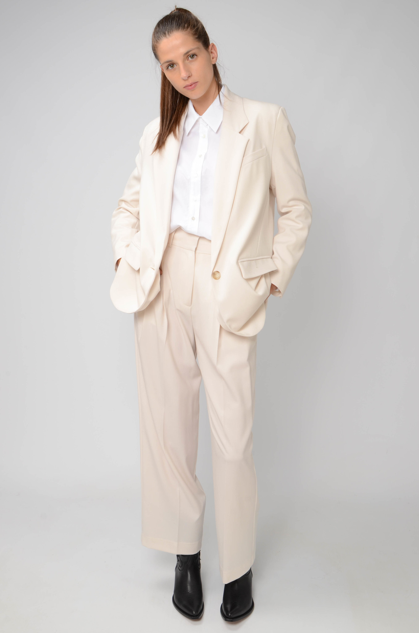 RELAXED BLAZER-2