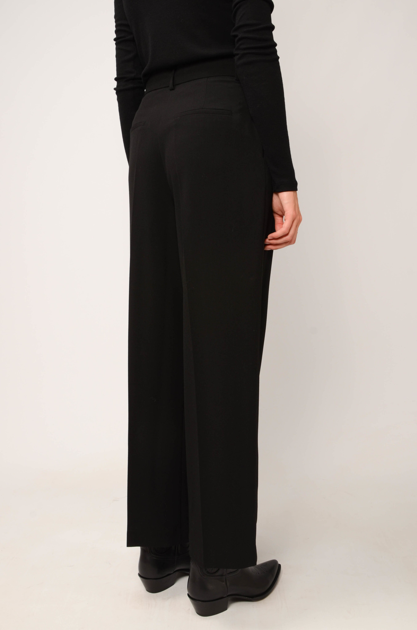 PLEATED TROUSERS-4