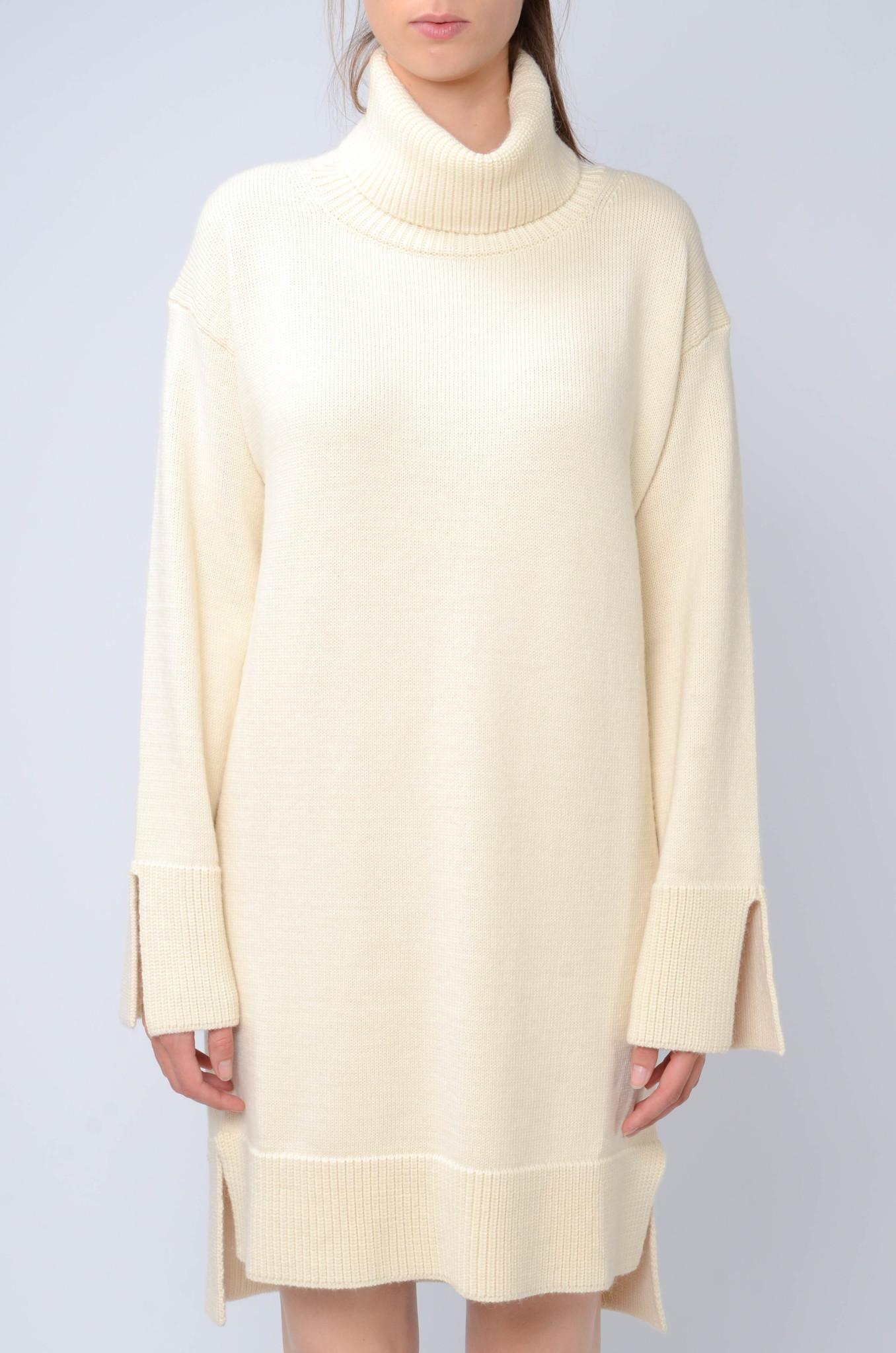 KNITTED TUNIC DRESS-1