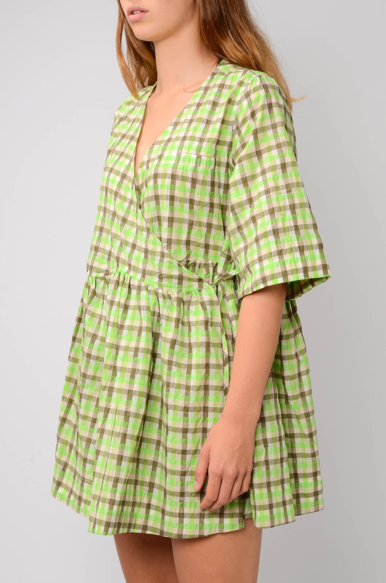 SEERSUCKER BABYDOLL DRESS-3