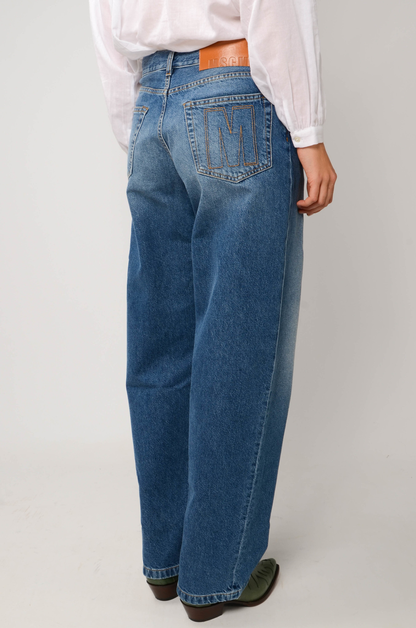 TAPERED MOM JEANS-4